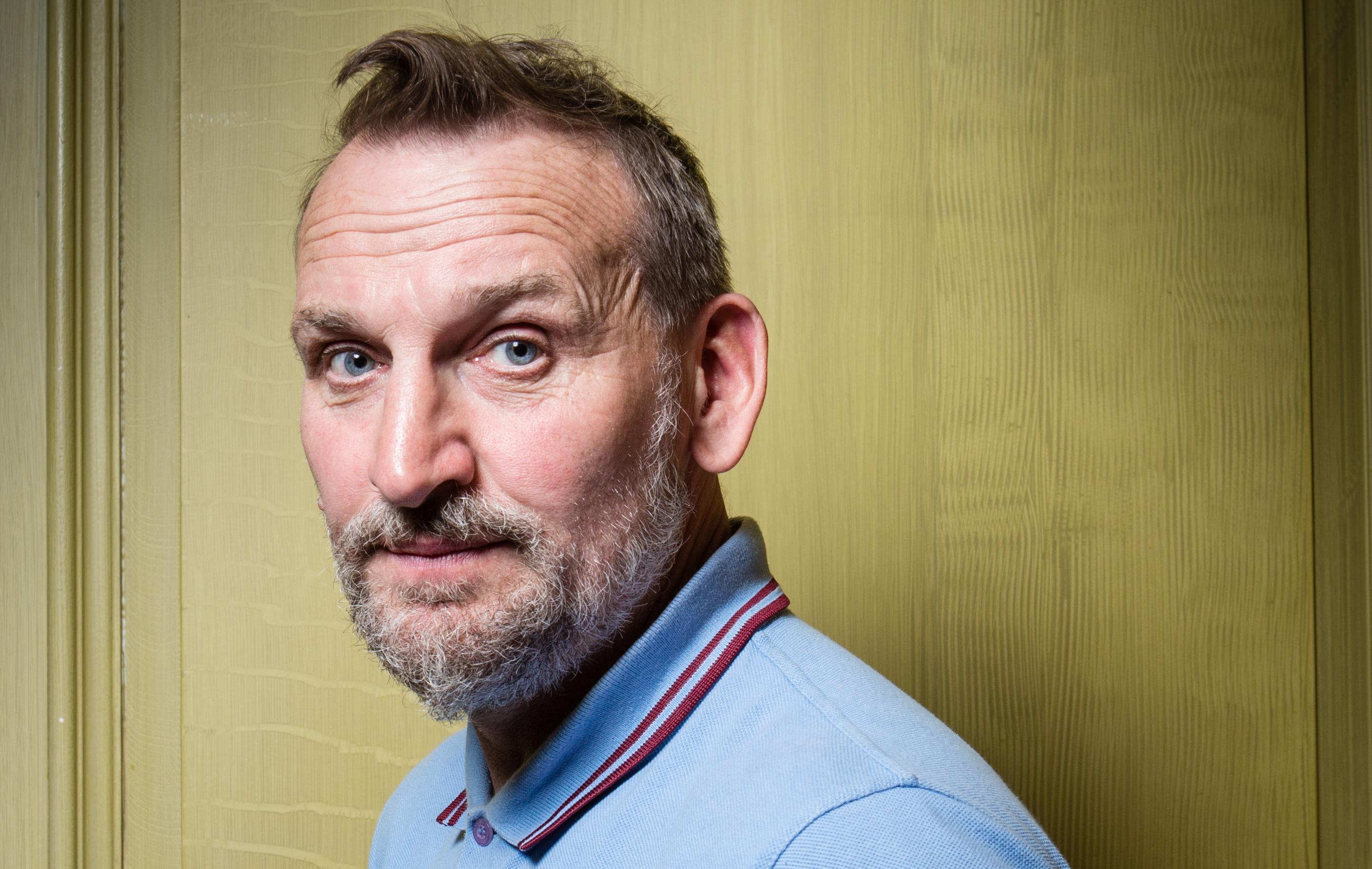 Christopher Eccleston: 'How often do I have sex? It's not been a vintage year'