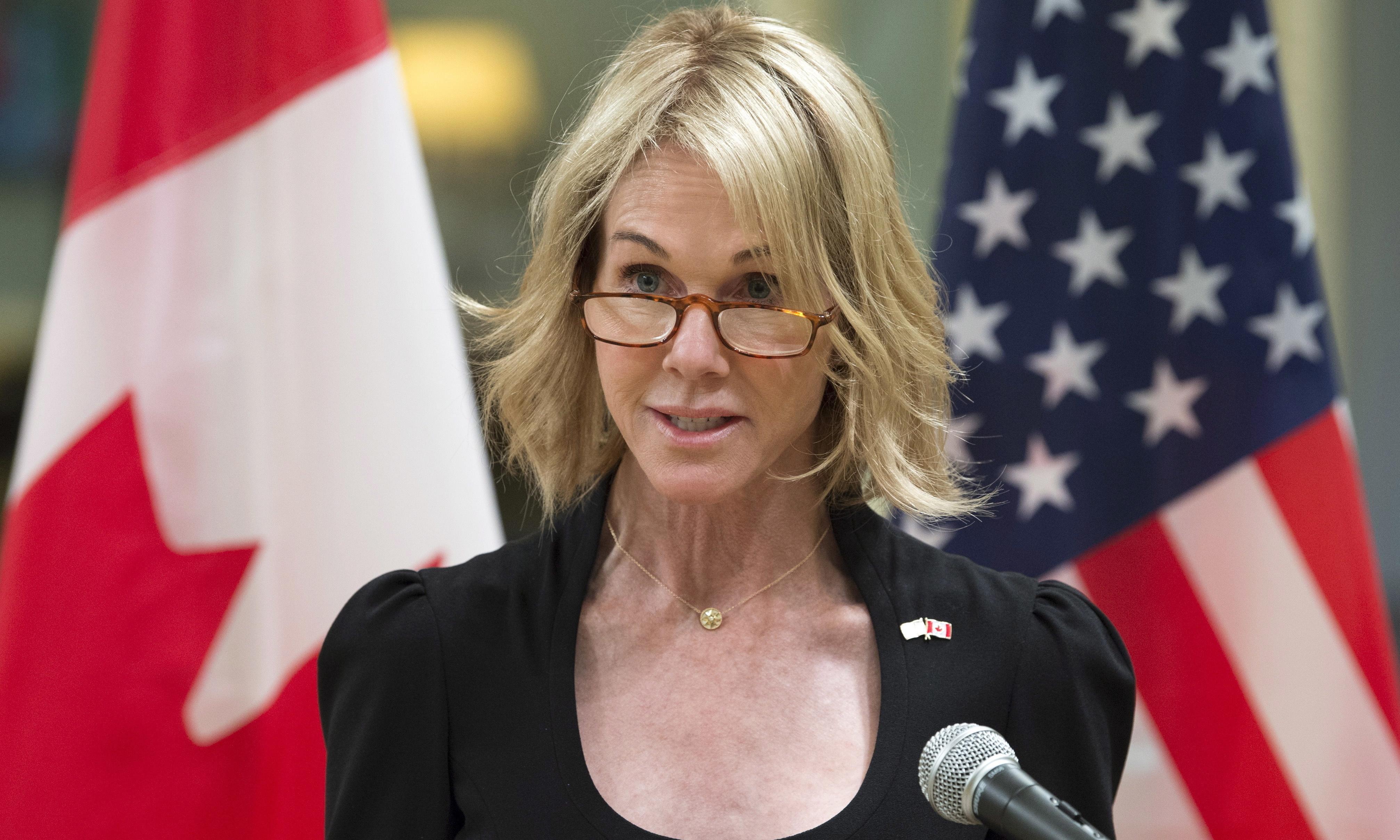Trump nominates Canada envoy Kelly Knight Craft as US ambassador to the UN
