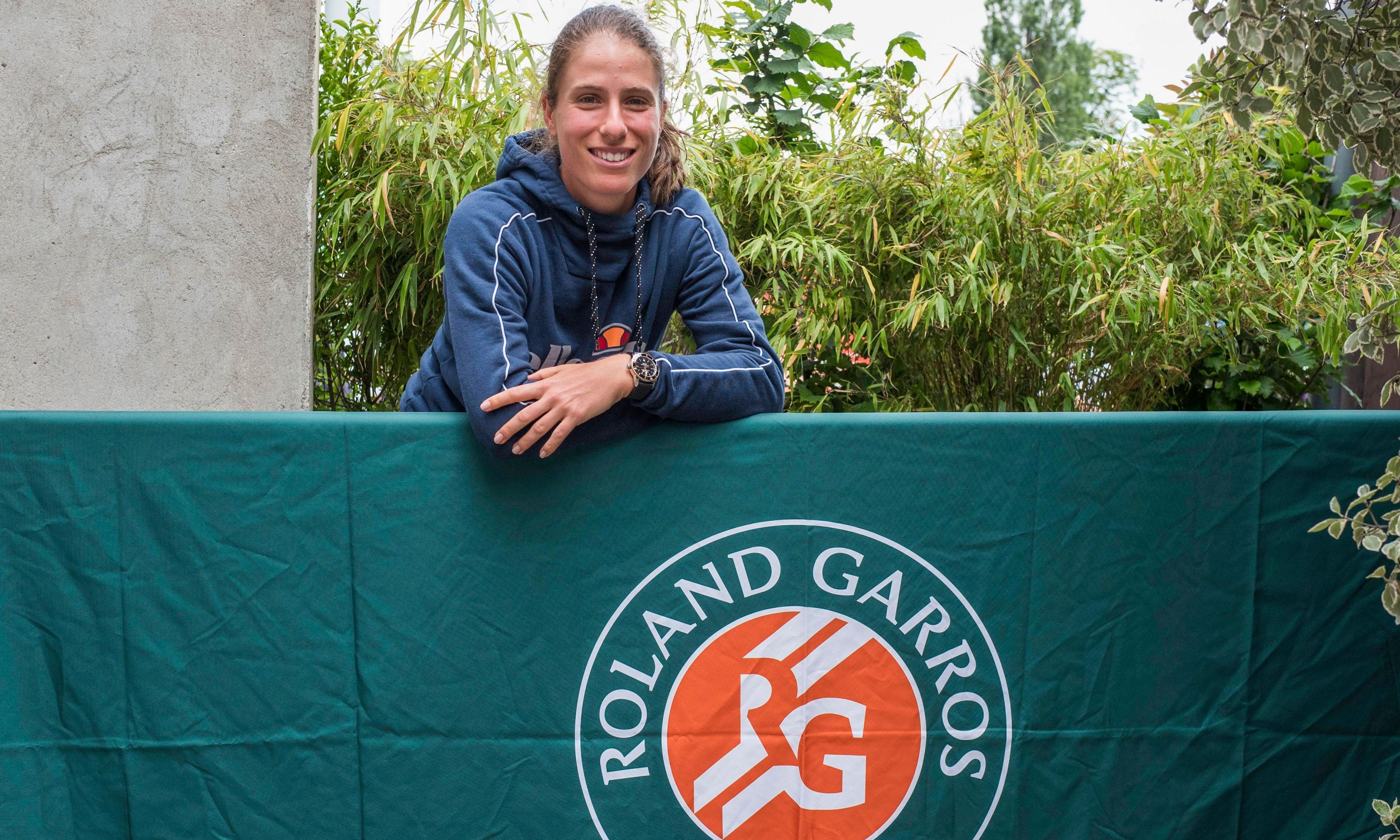 French Open: Johanna Konta puts faith in good feeling to banish past failings