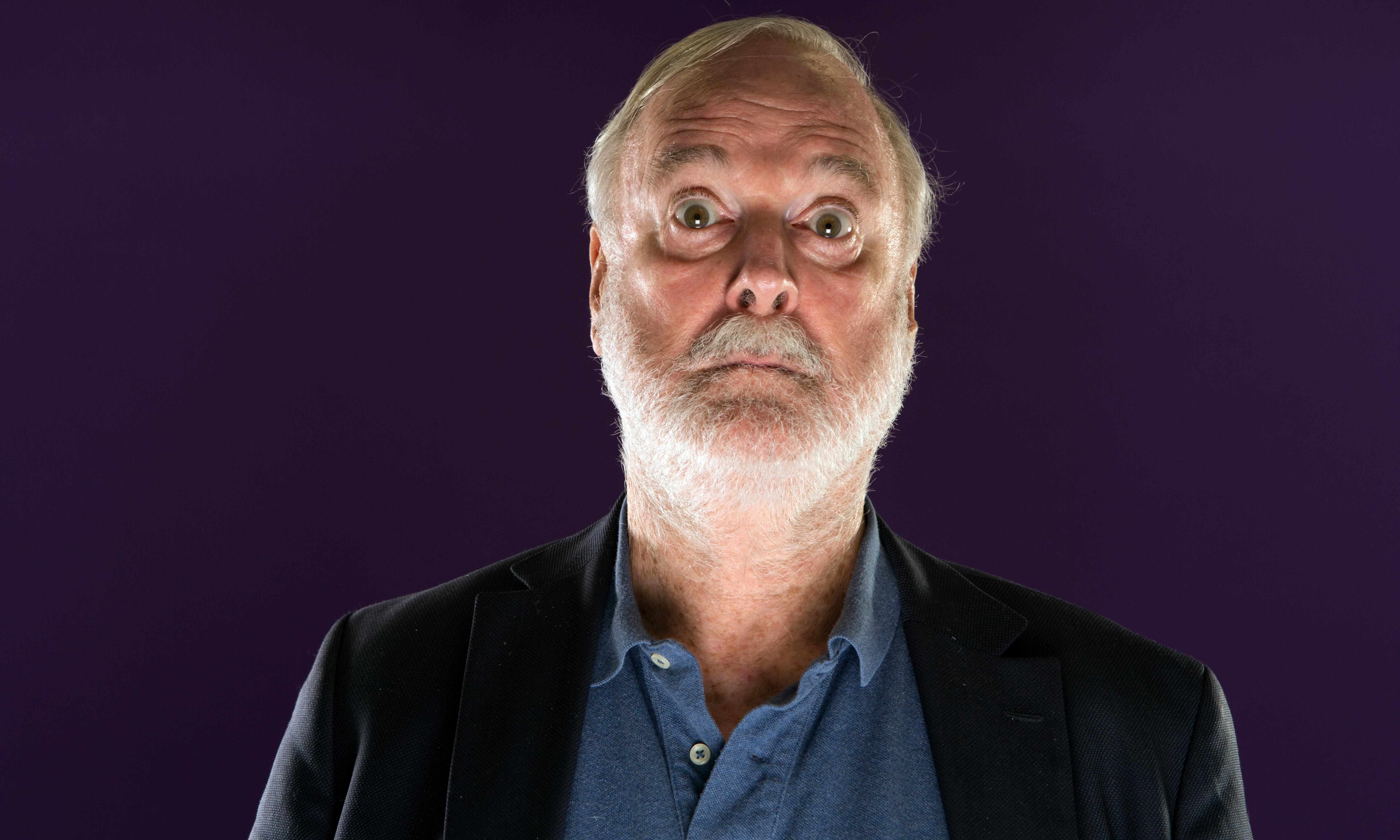 John Cleese blasts the BBC in lecture on the rise of stupidity