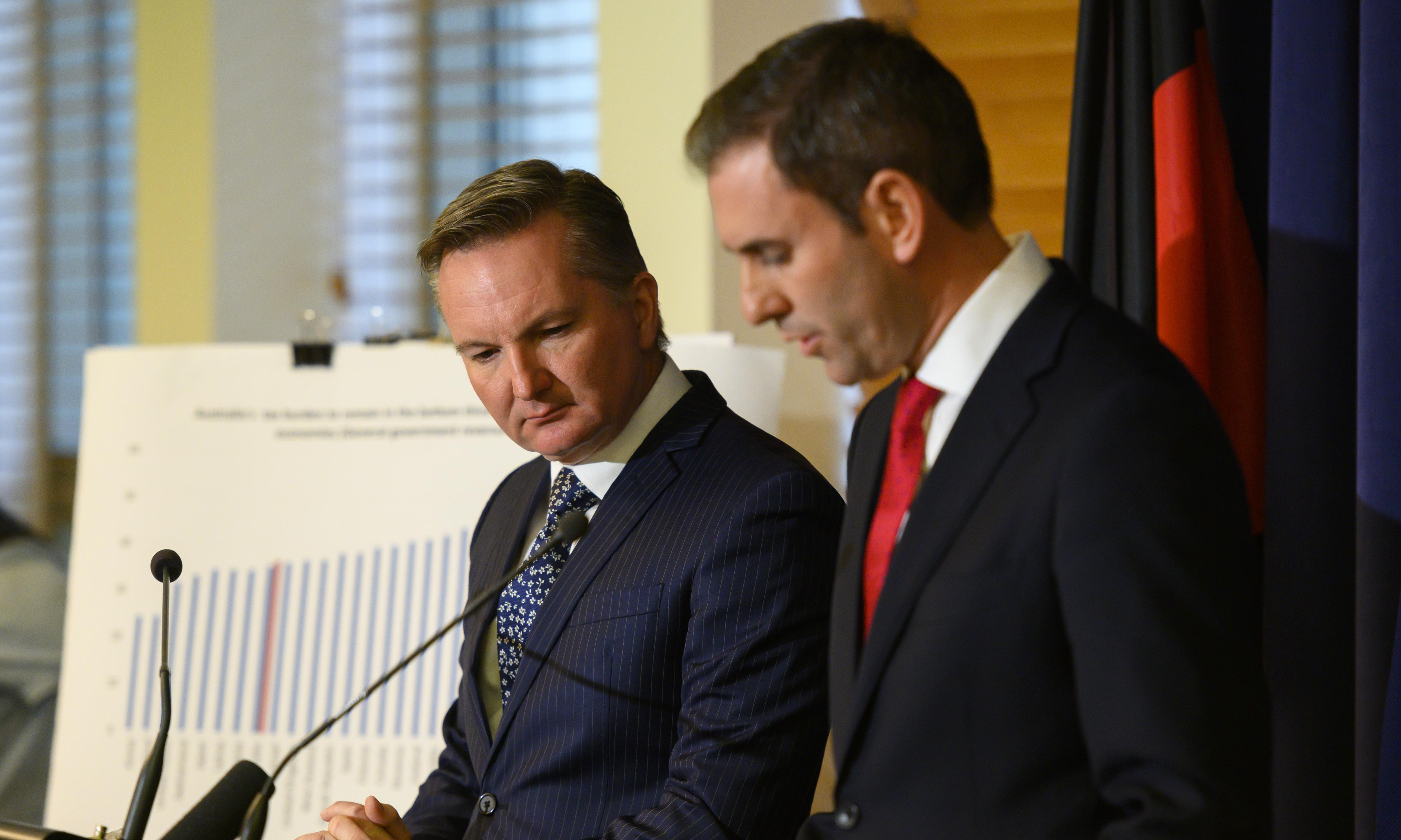 Labor pledge of extra $1.6bn for foreign aid falls short of long-term target