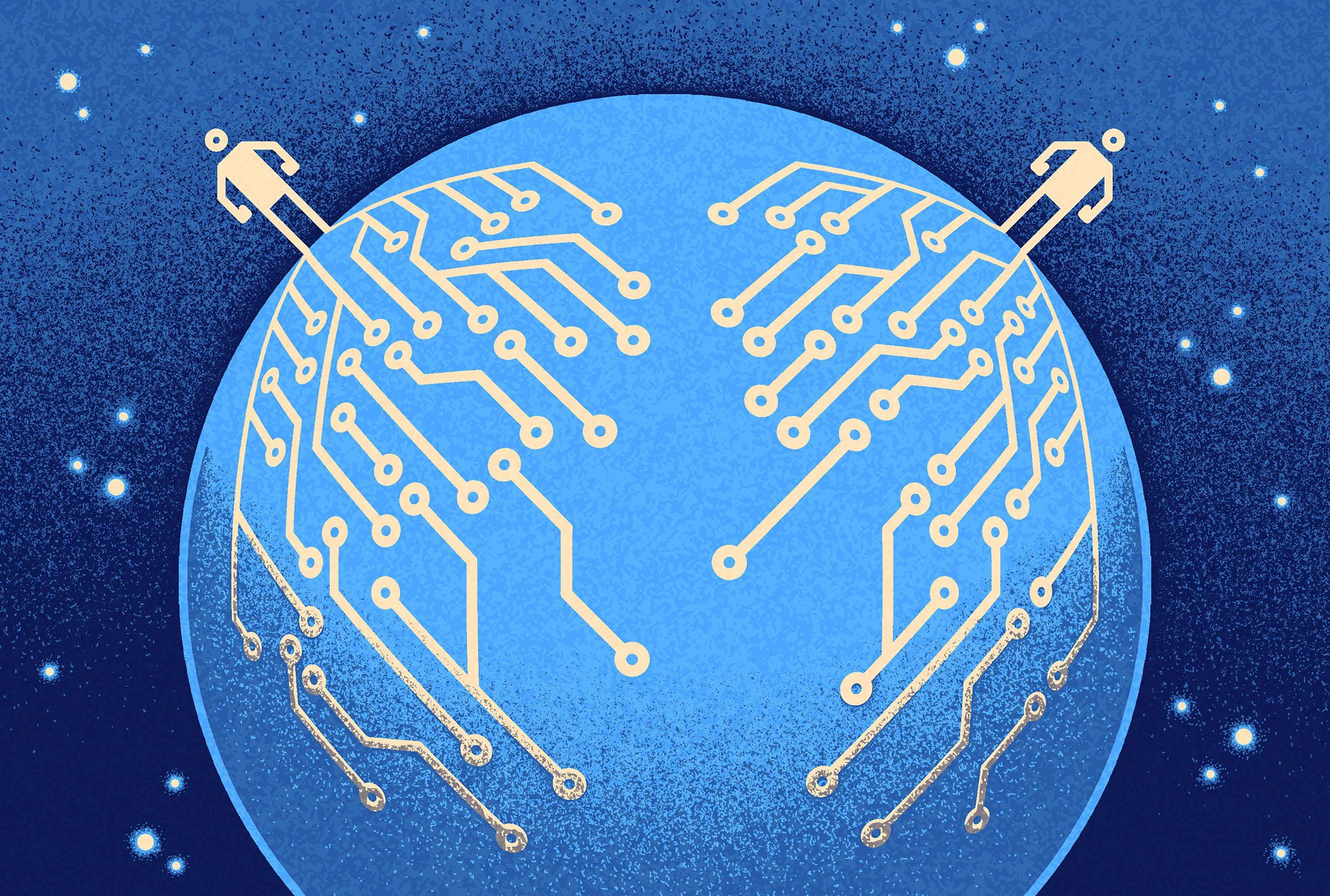 The global battle for the internet is just starting
