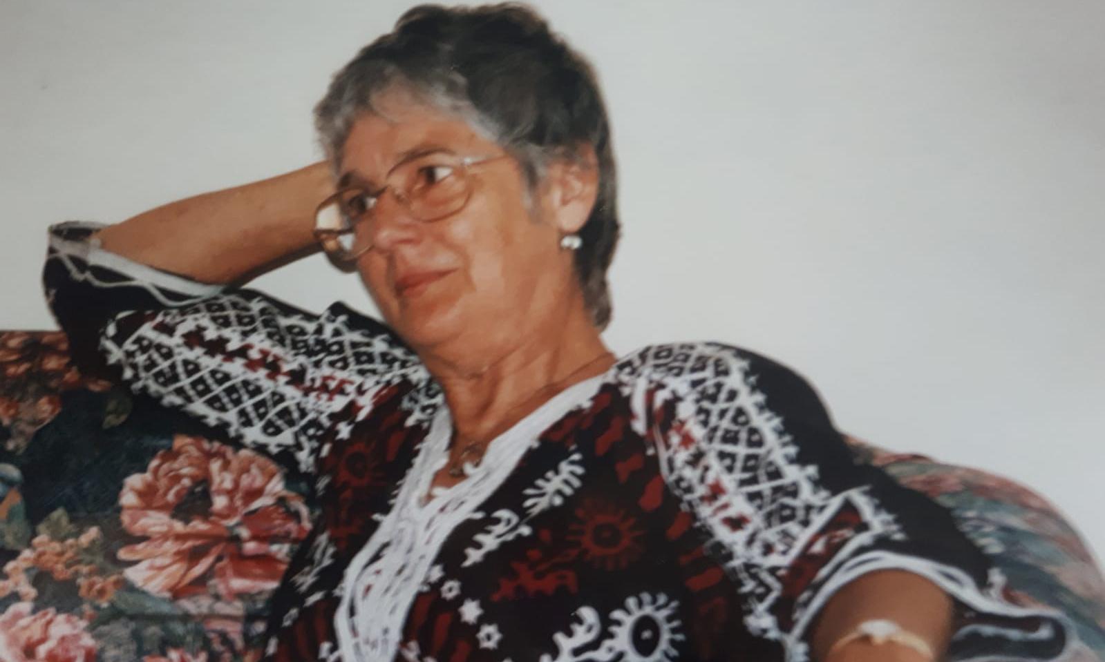 Jane Nicholas obituary