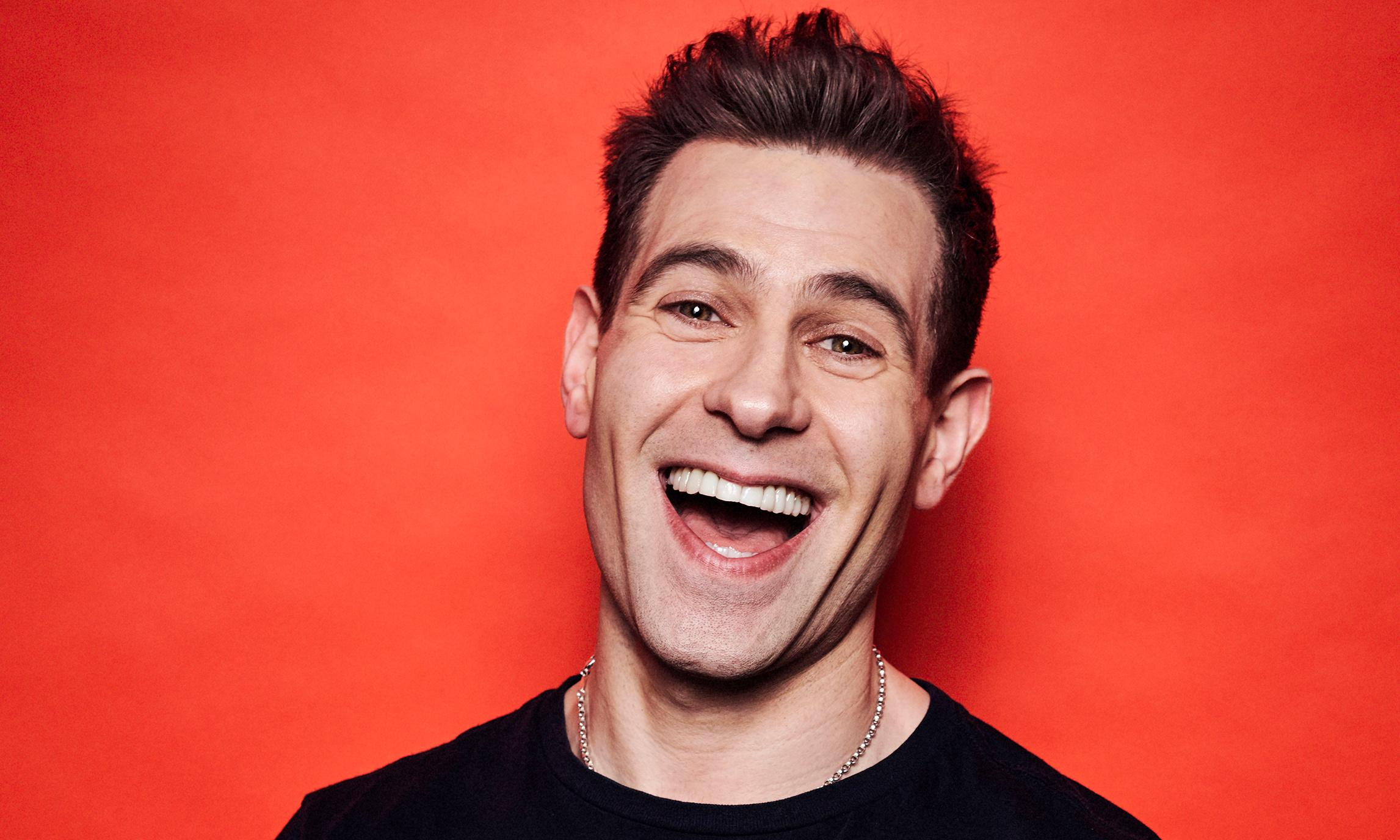 Simon Brodkin review – the private life of prankster Lee Nelson