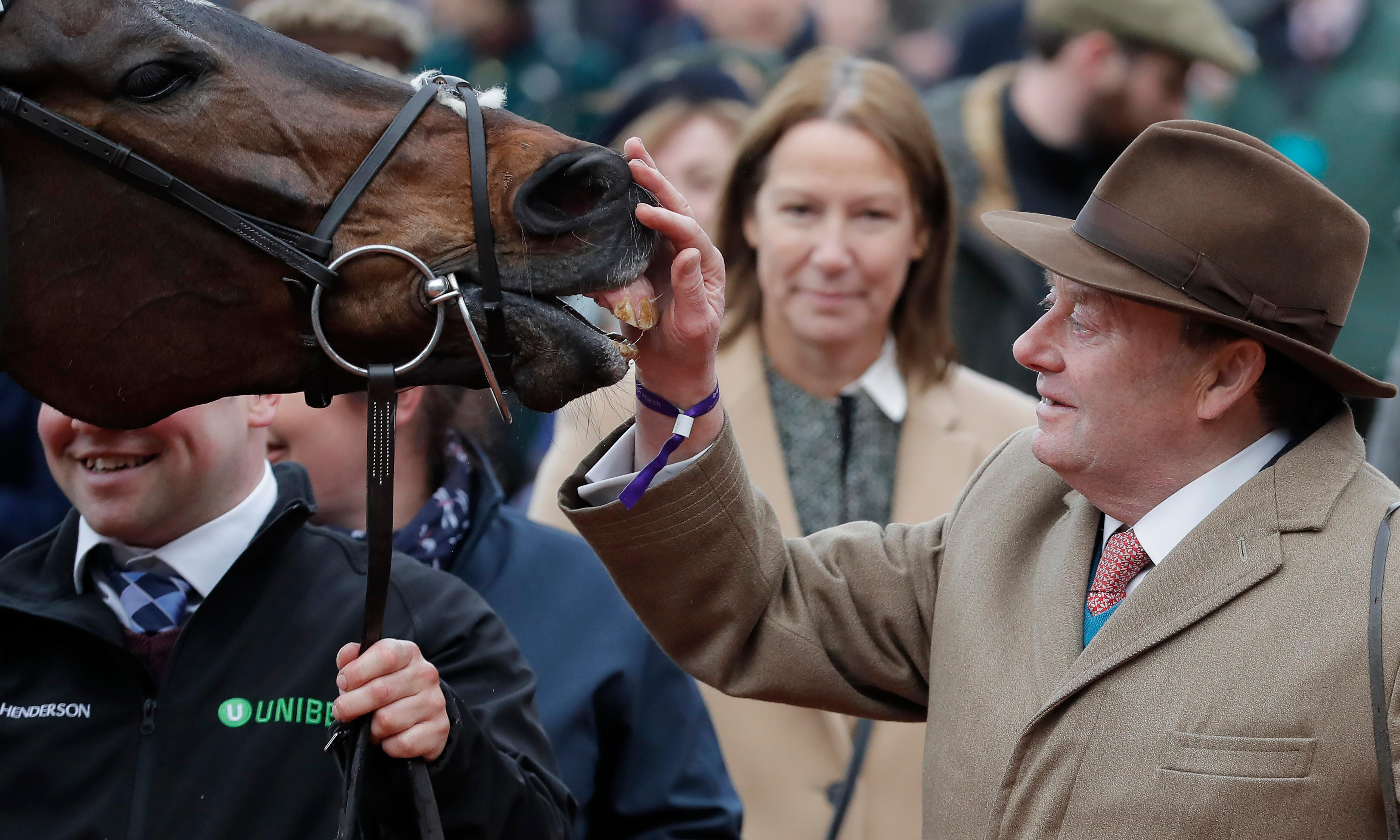 Talking Horses: Henderson questions whether Altior can go the distance