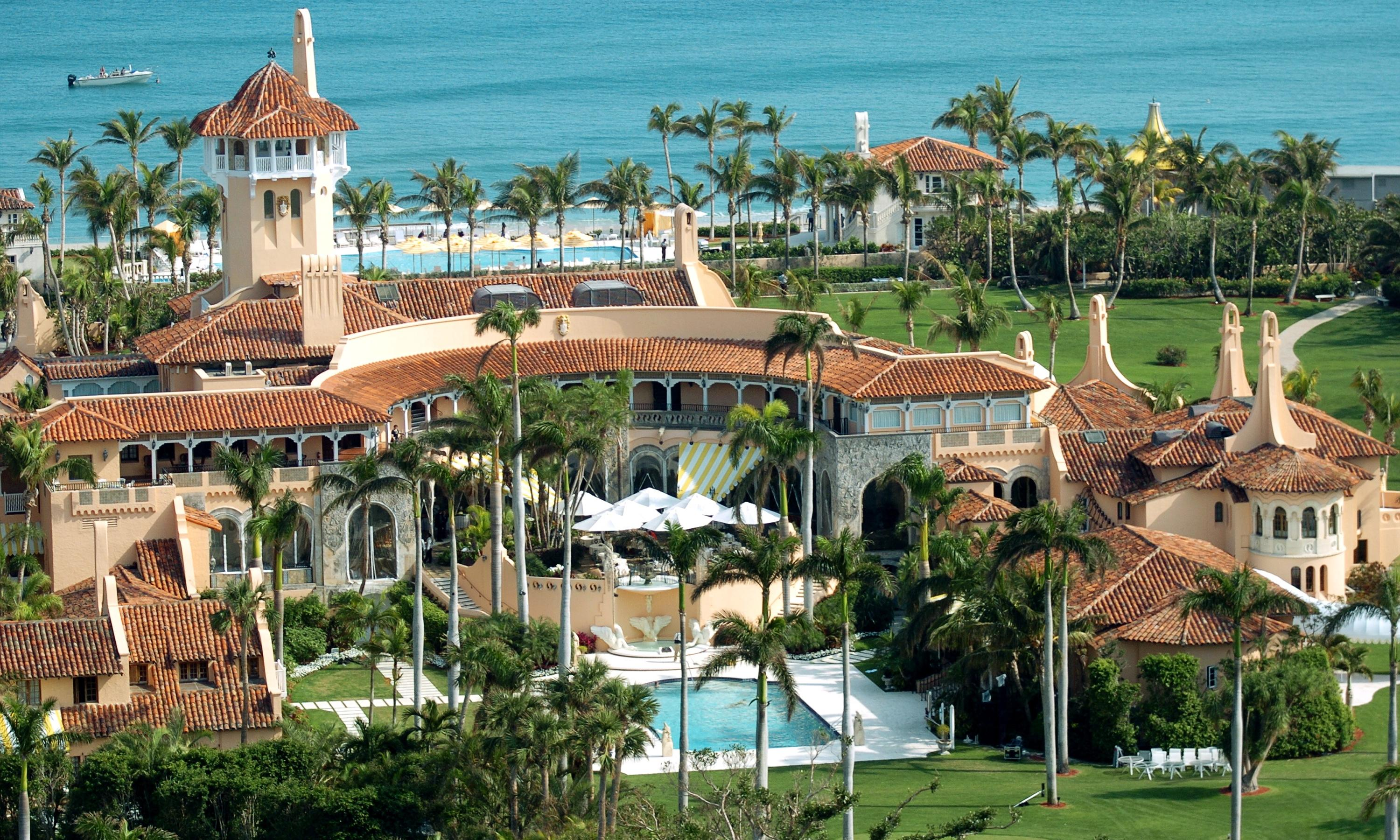 'Pay-for-access to Trump club': Mar-a-Lago faces renewed ethics concerns