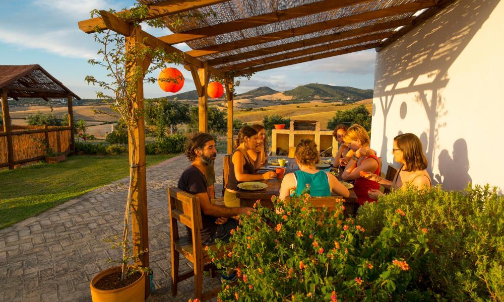 Suryalila yoga retreat in Spain.