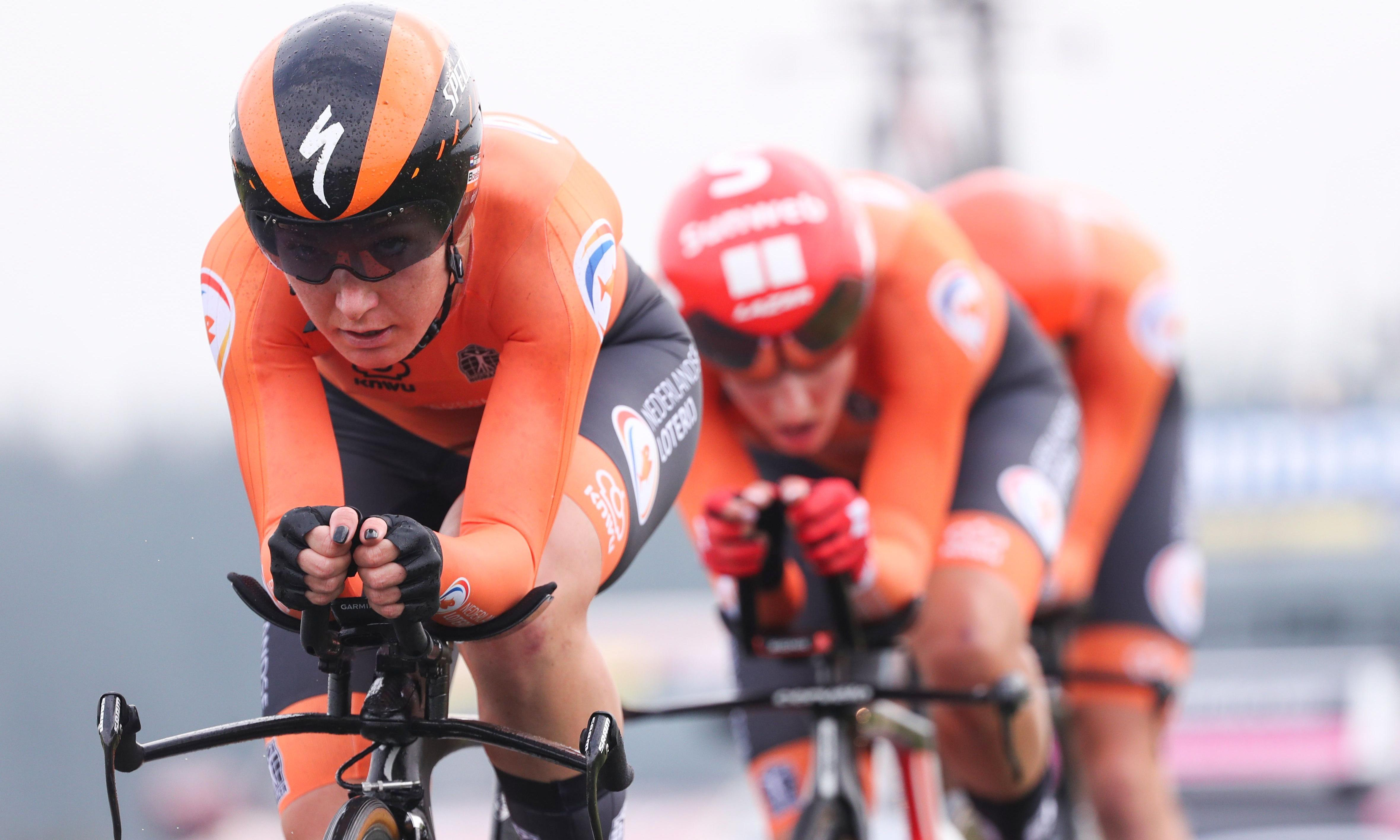 Dutch challenge looms large to block path of local hero Lizzie Deignan