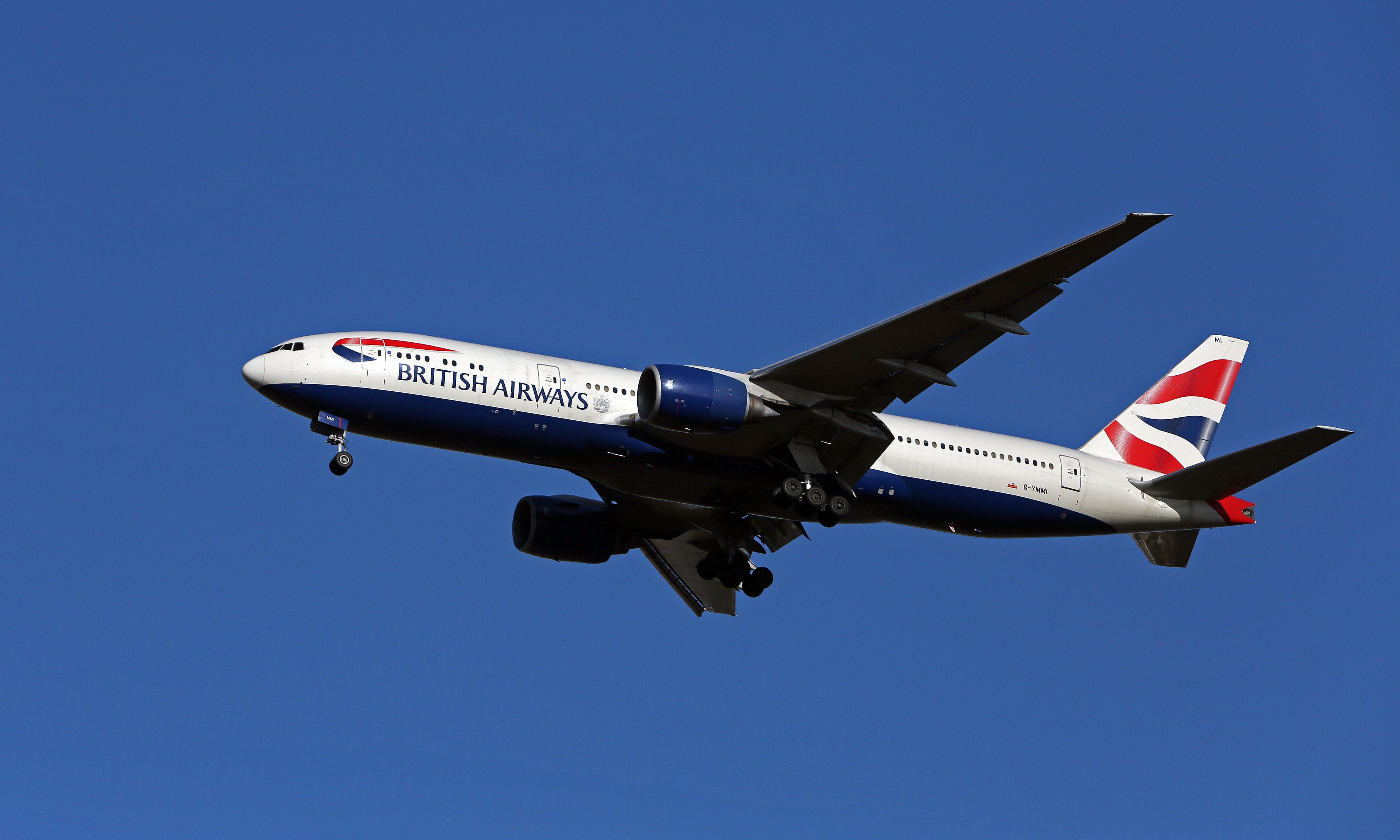 Man sues British Airways for 'sitting him next to fat passenger'