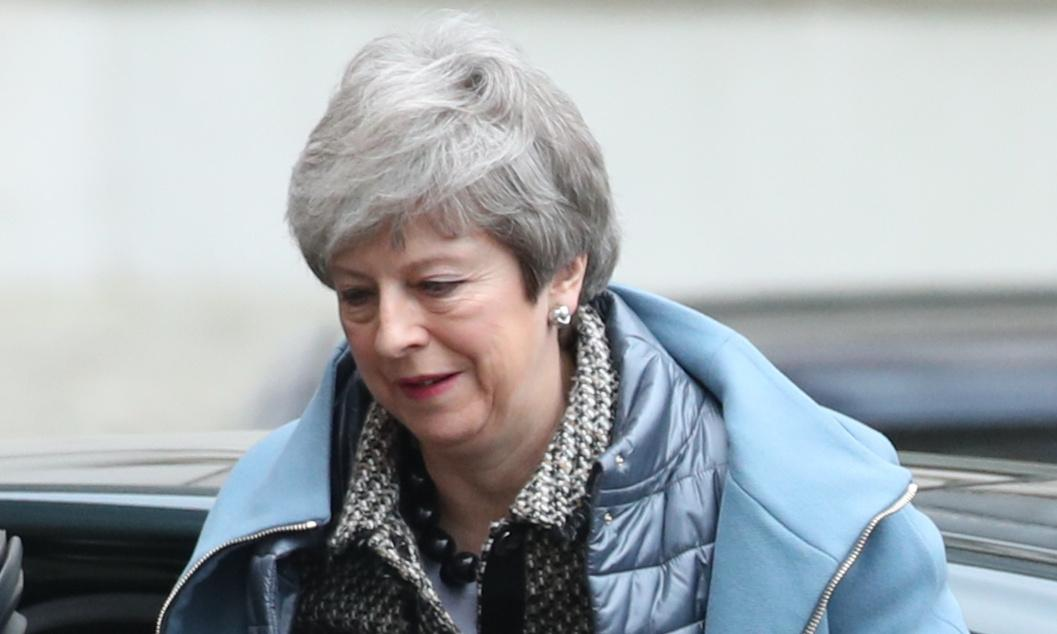 Cabinet ministers tell May: stop using no-deal threat to negotiate