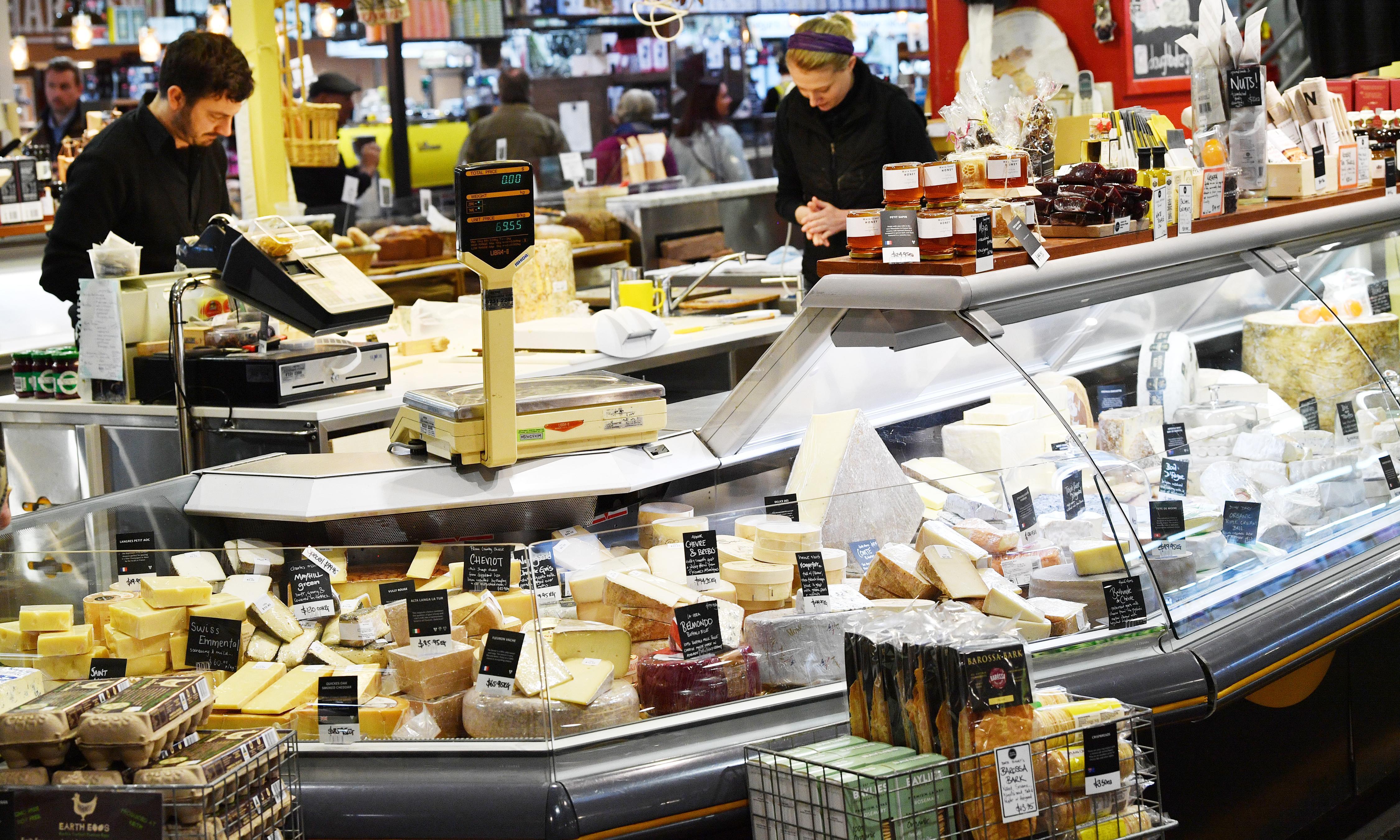 Australian cheesemakers warn EU name crackdown will cost jobs