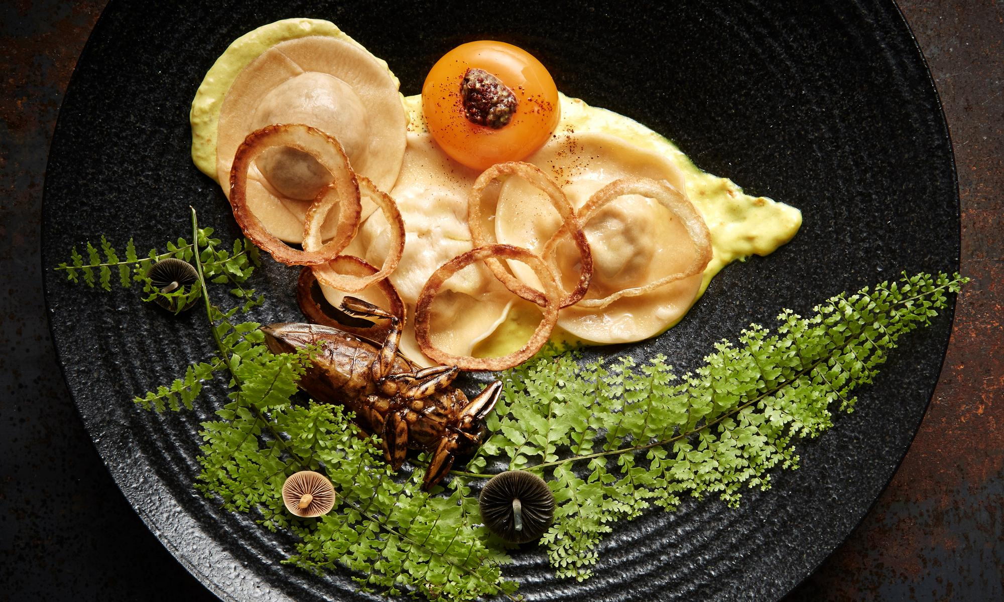 Feelers out for insect fine dining in Bangkok