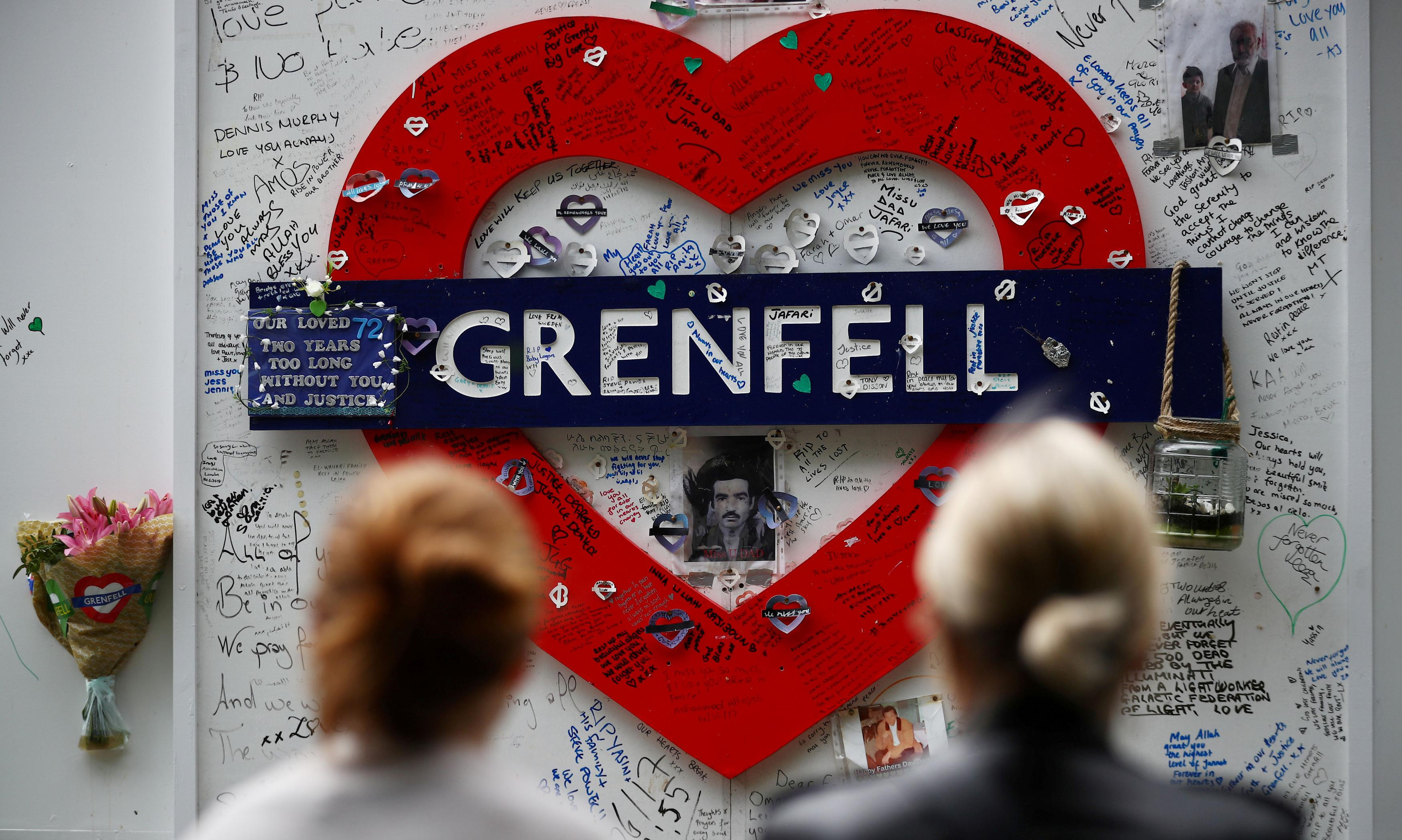 Grenfell Tower report to be released a day before Brexit deadline