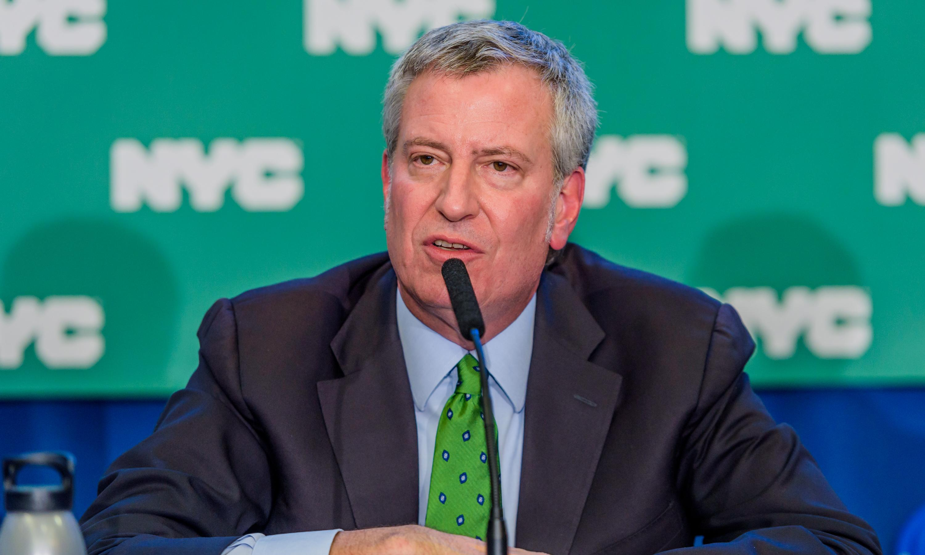 'Abuse of corporate power': Bill de Blasio slams Amazon for cancelling HQ2 deal