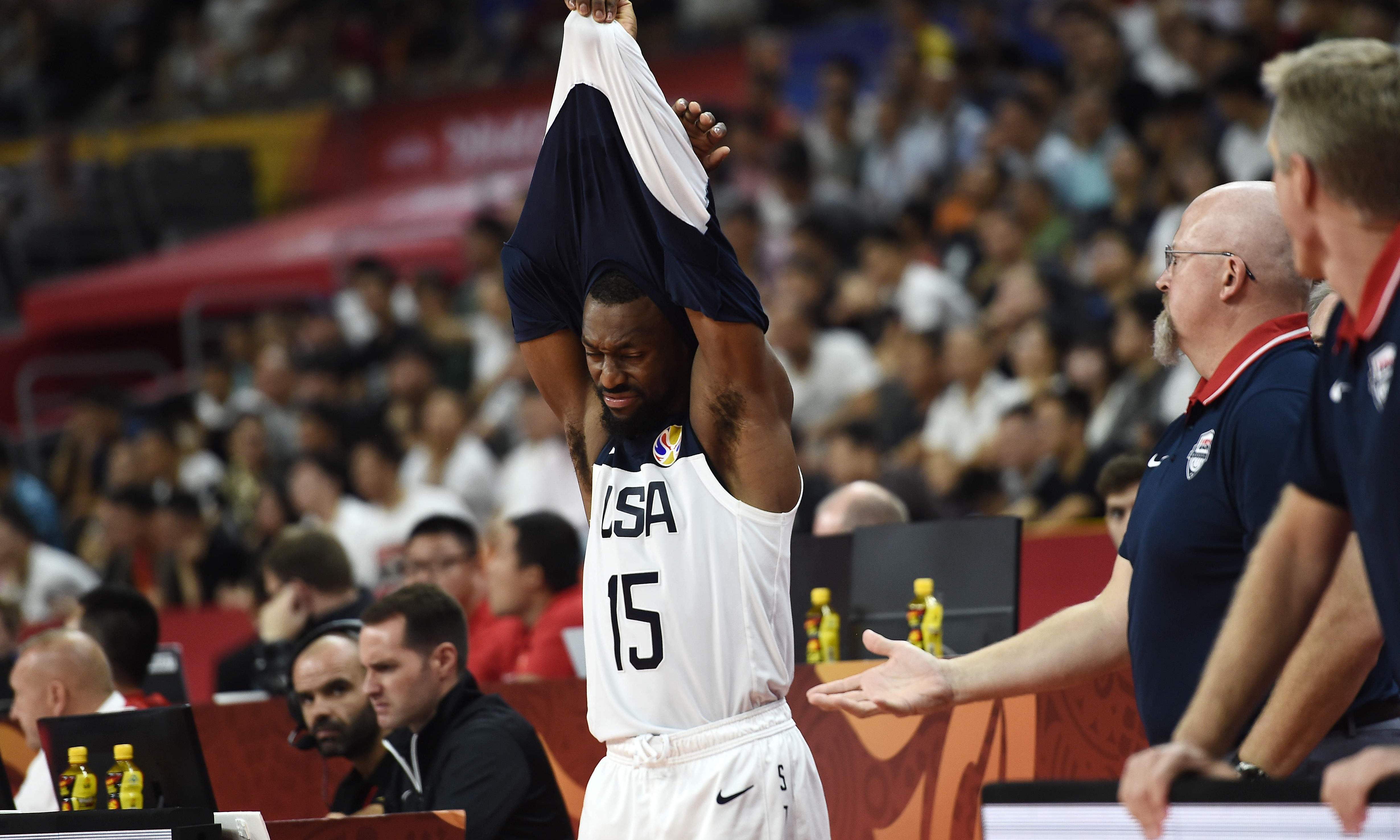 Why Team USA's World Cup defeats were good for basketball