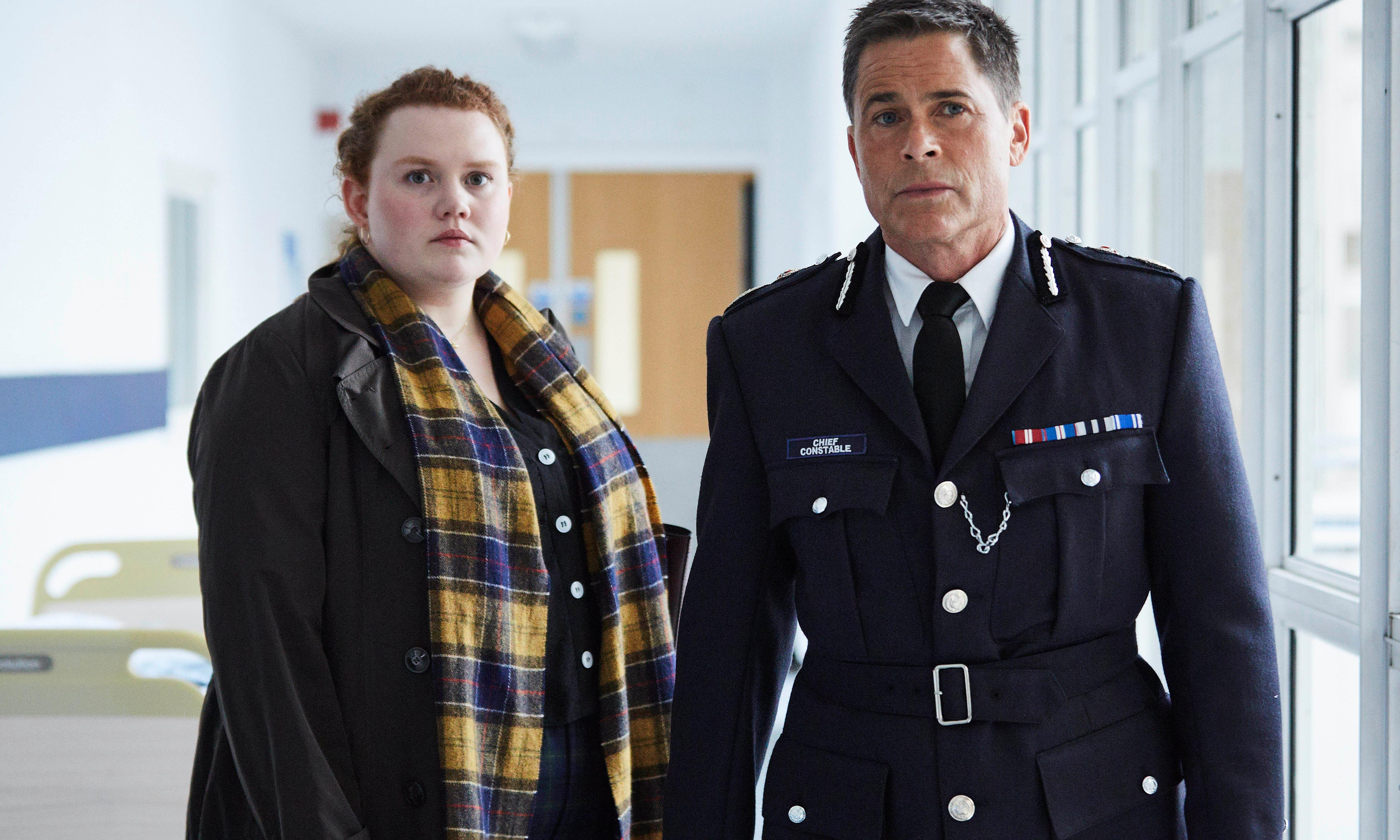From West Wing to east Lincs, Rob Lowe is the new sheriff in town