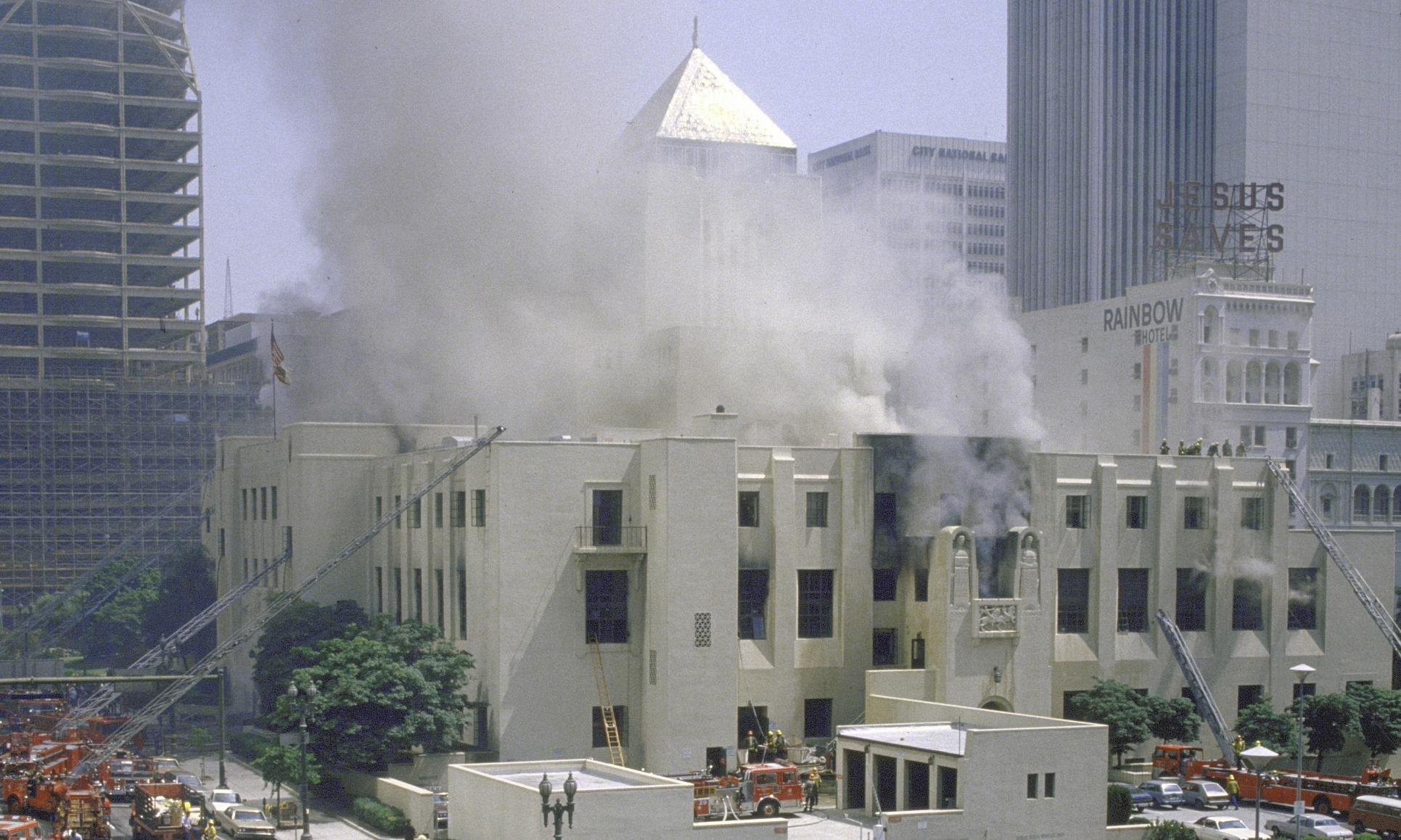 The Library Book by Susan Orlean – what LA lost when its library burned down