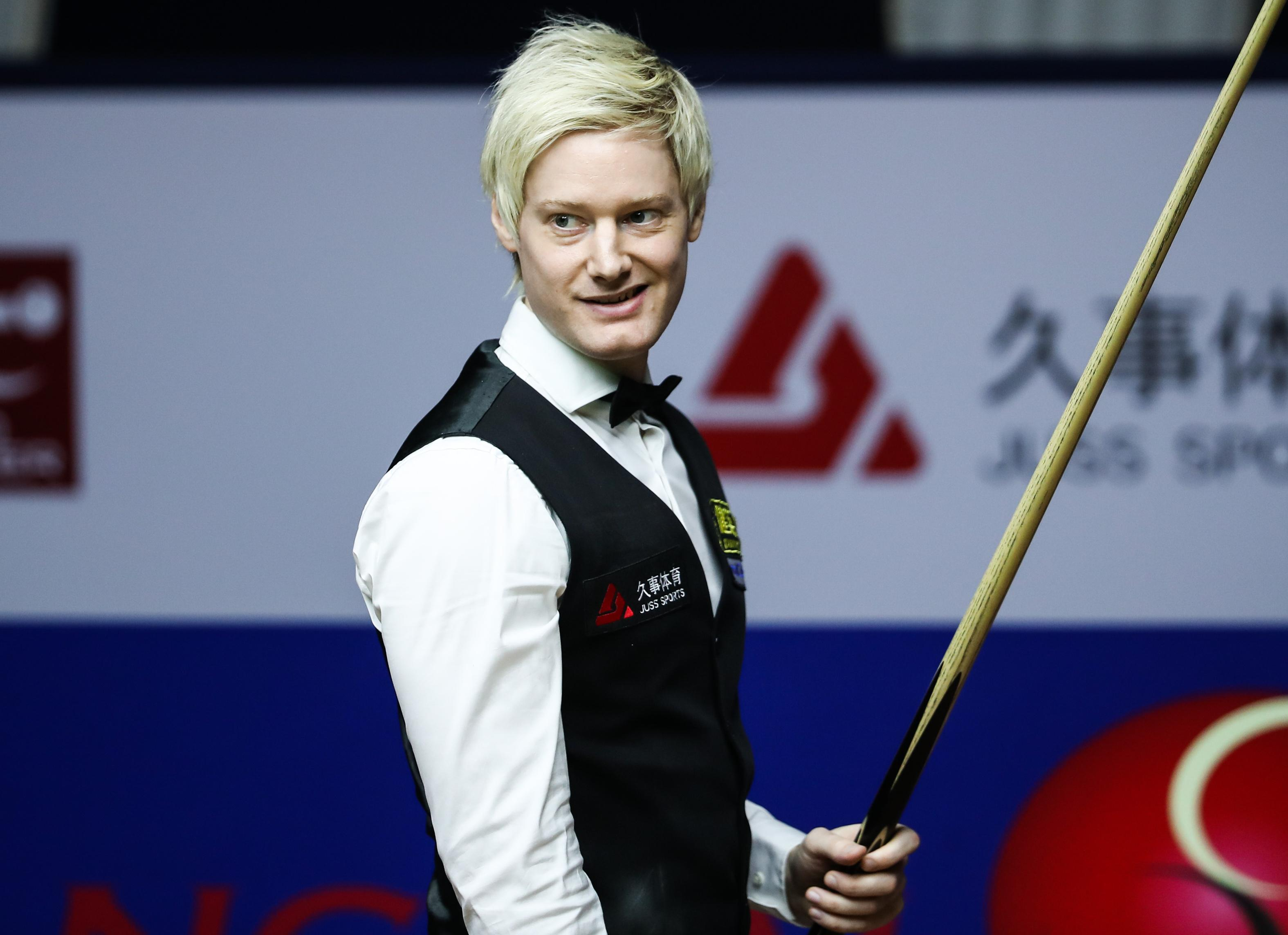 Neil Robertson forfeits snooker qualifier after driving to wrong Barnsley