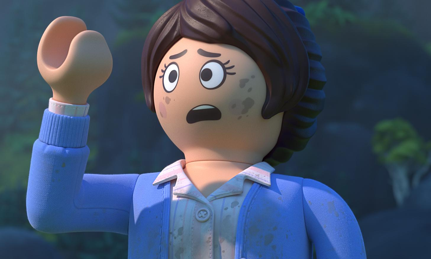 Playmobil: The Movie review – borderline dopey kids' adventure