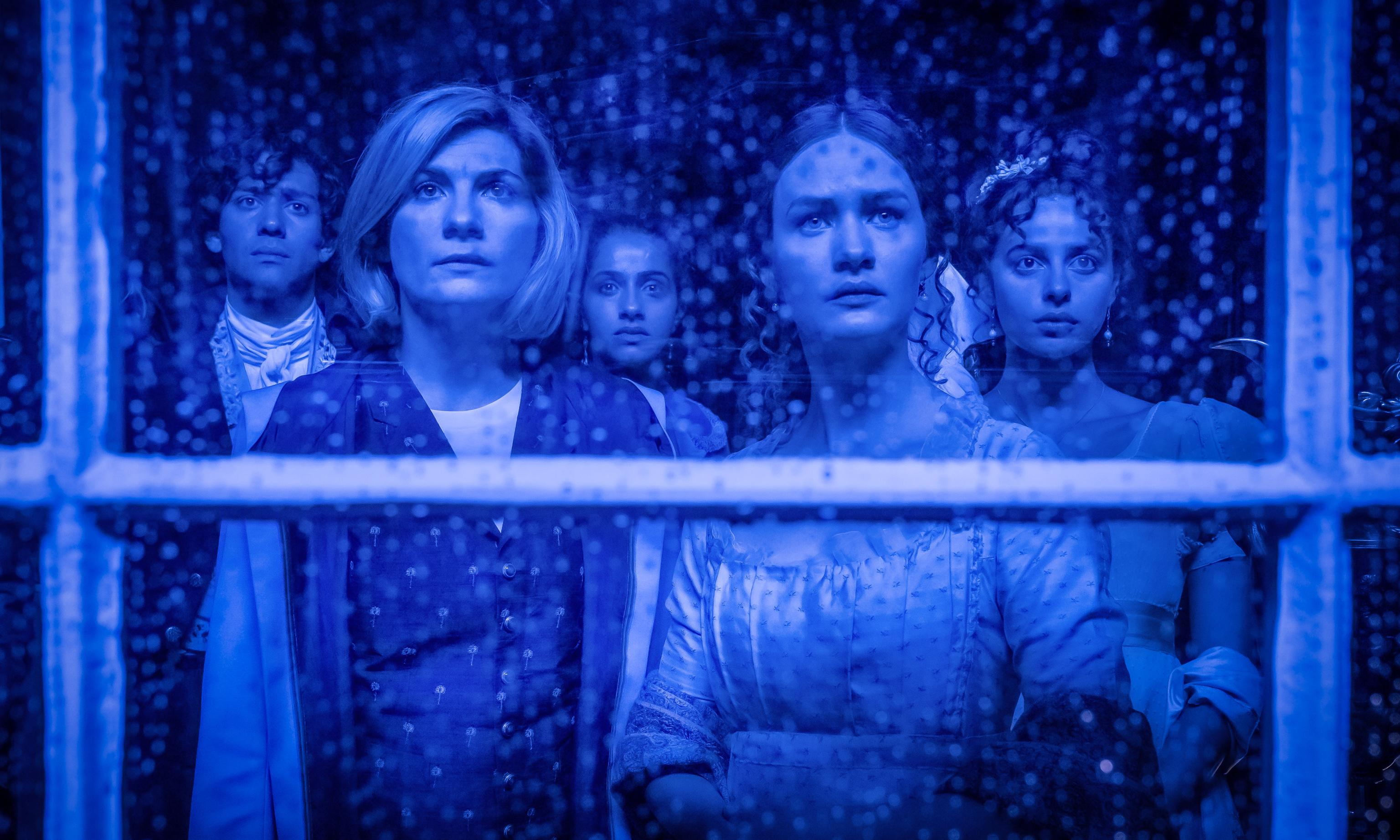 Doctor Who recap: series 38, episode eight – The Haunting of Villa Diodati
