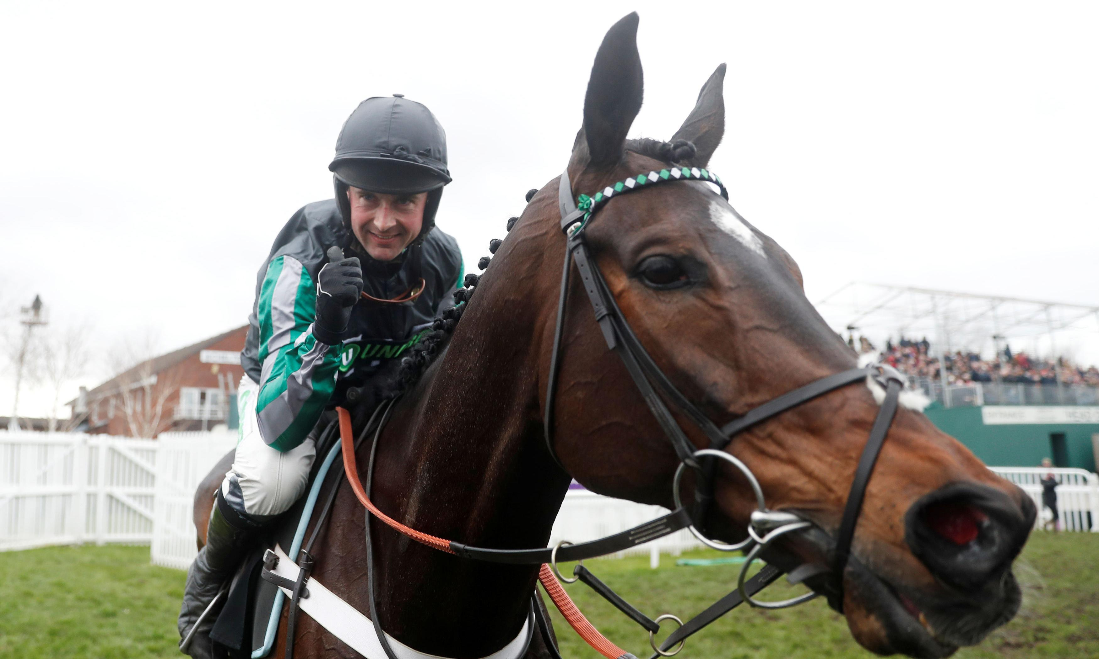 Talking Horses: Altior and Cyrname trainers confirm Ascot clash is on