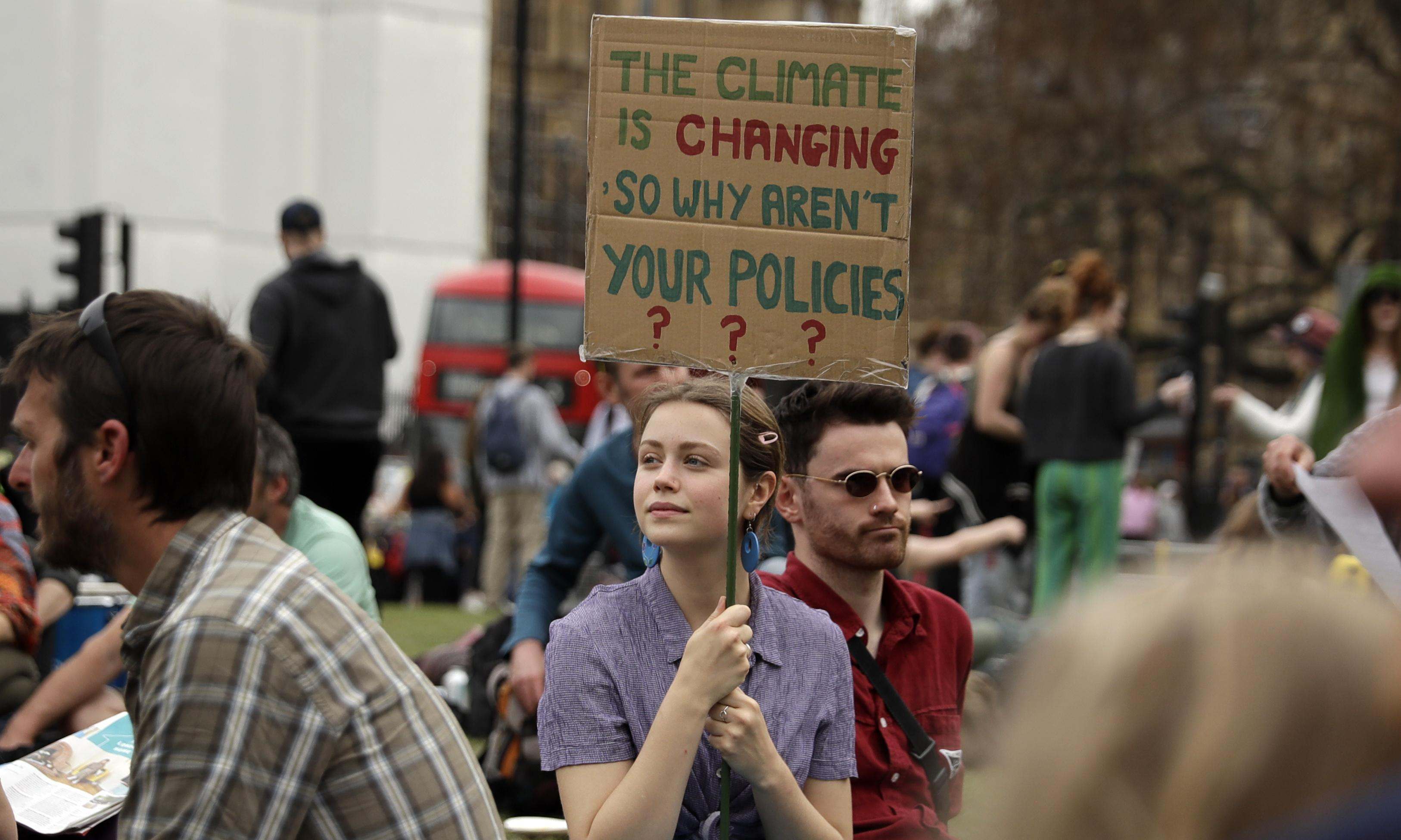 Greta Thunberg is right – only a general strike will force action on climate change