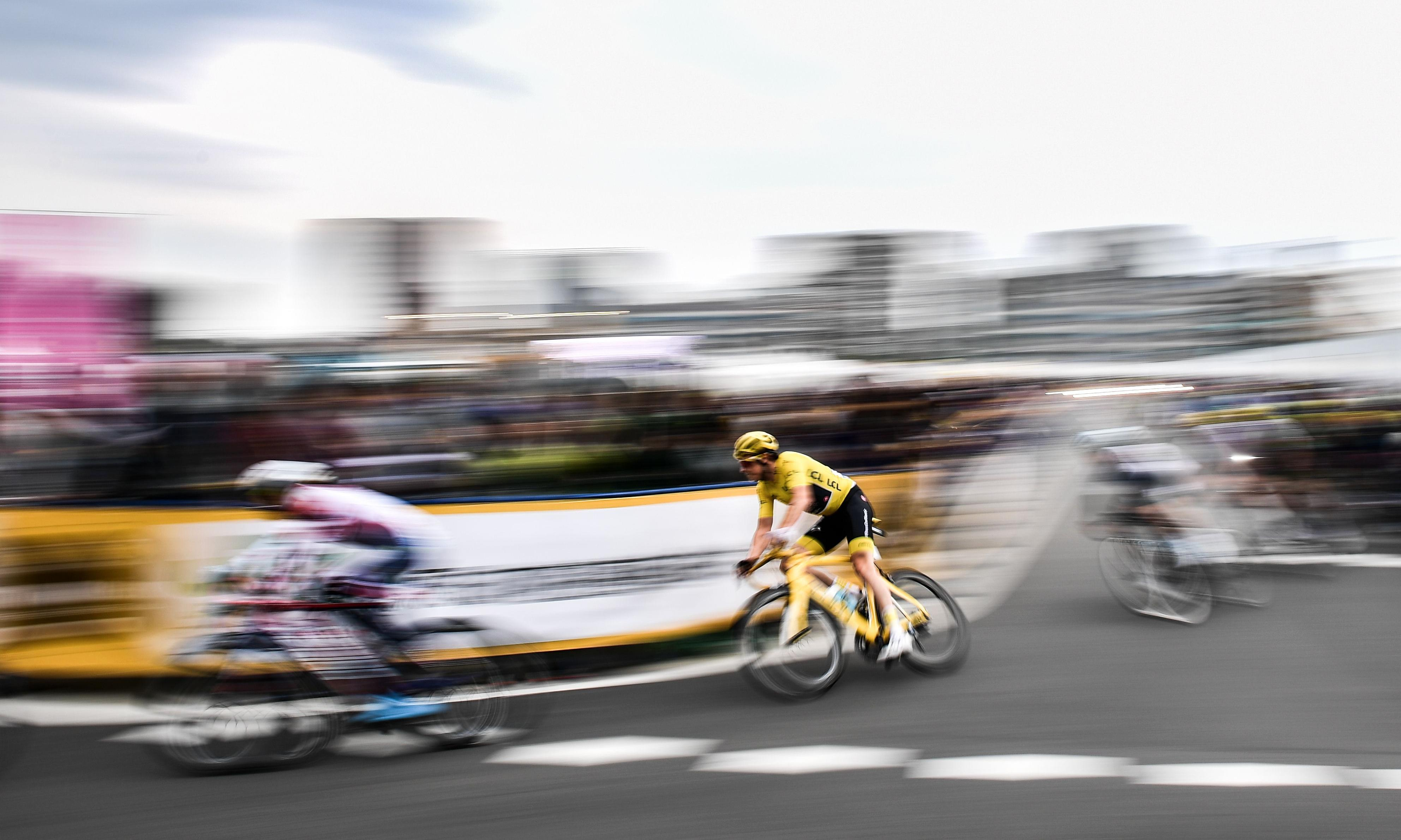 The Road Book – cycling's new Wisden – is good news for a sport in flux