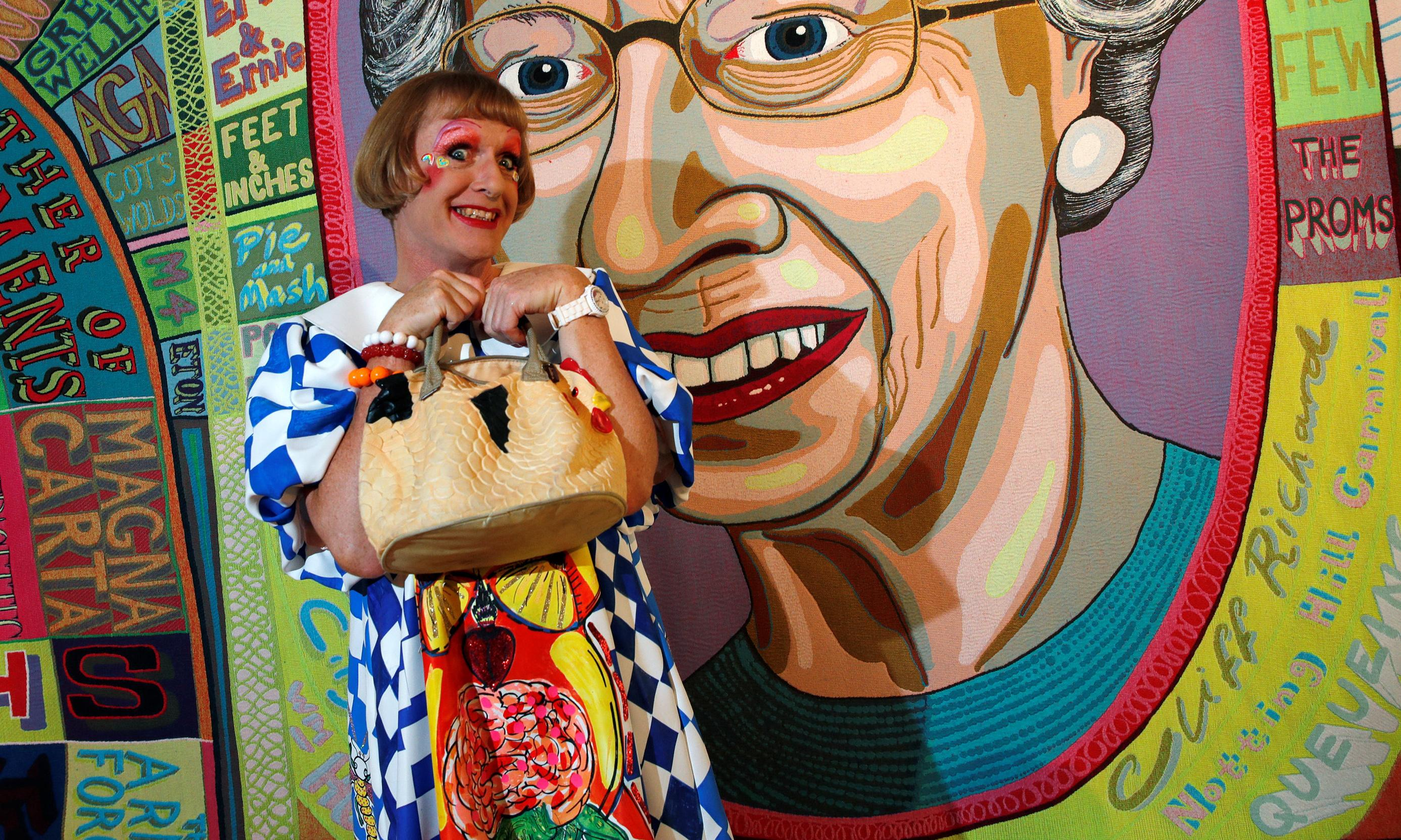 Grayson Perry to stage first major solo exhibition in Scotland