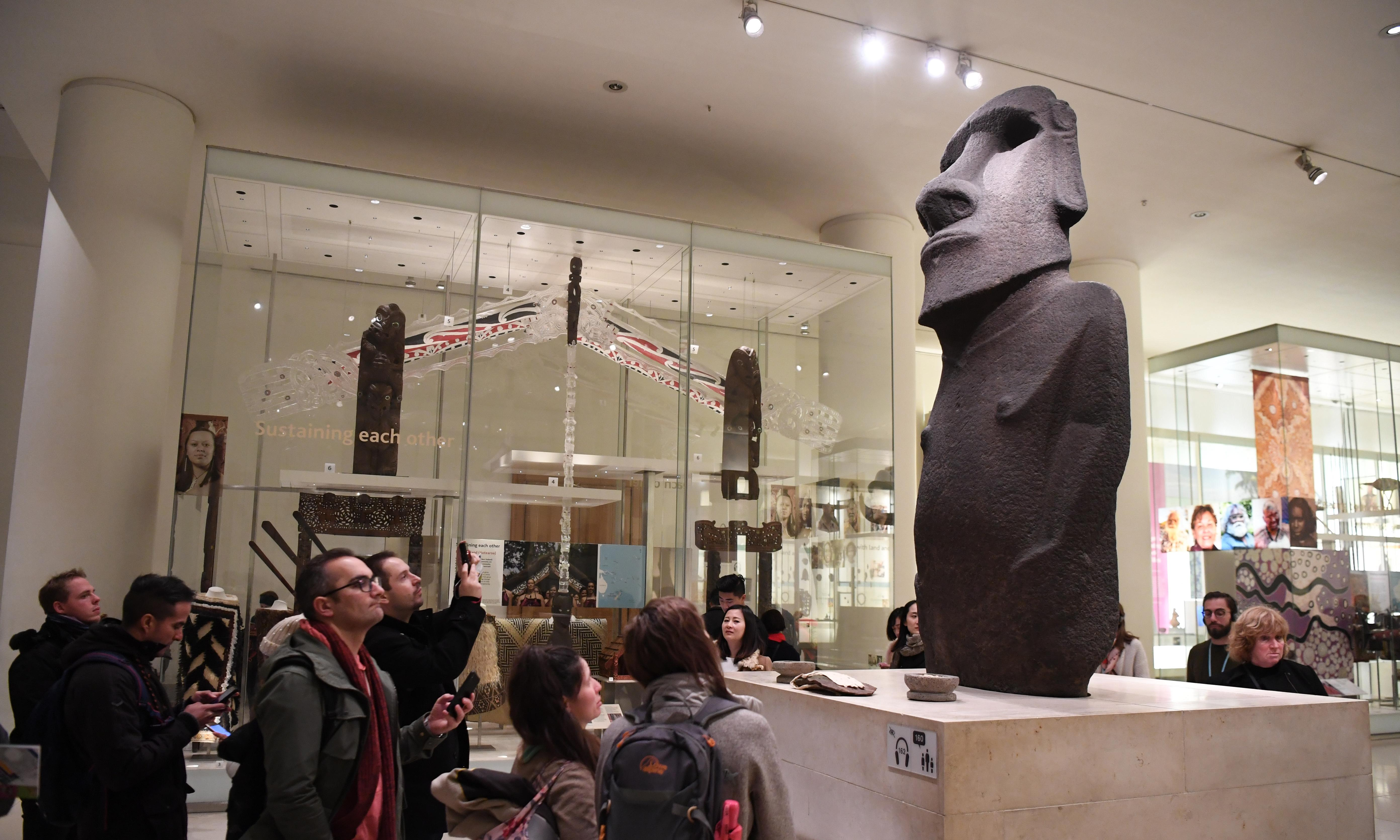 Give the Easter Islanders their statue back – it doesn't belong in the British Museum
