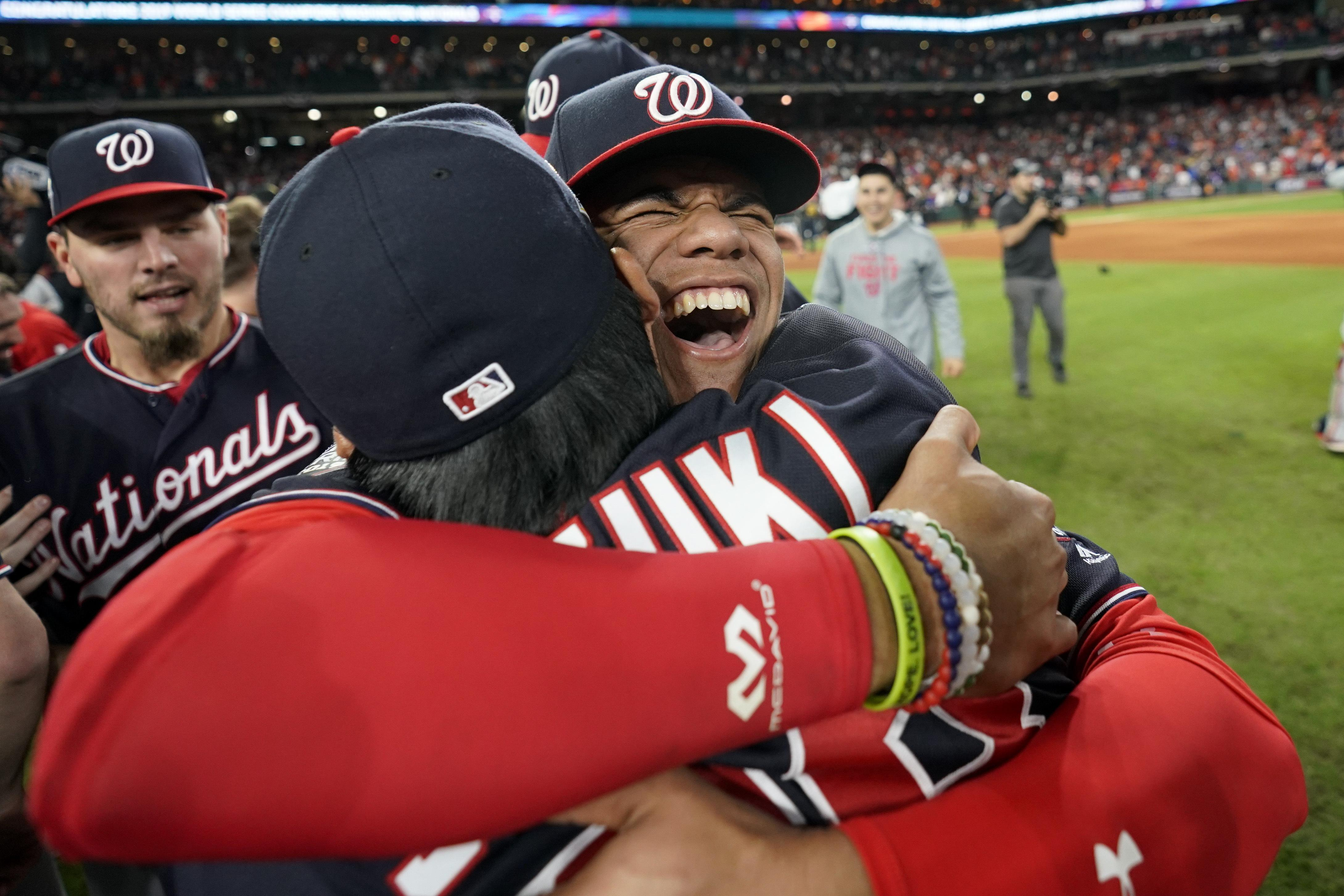 Not even a fairytale World Series finish could conceal baseball's warts