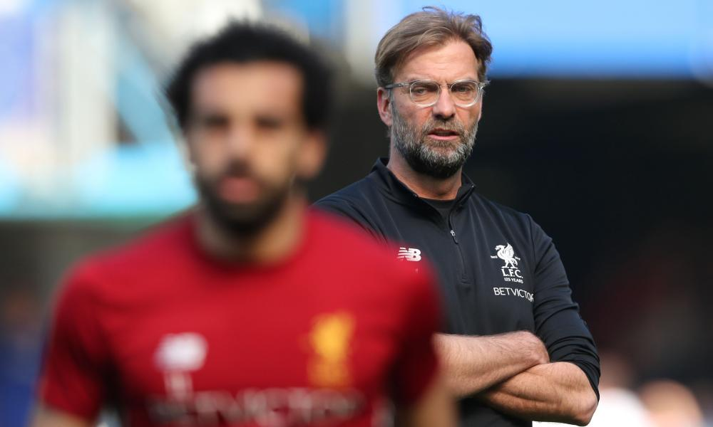 The talk on Merseyside is that this might be Liverpool's year, with Jürgen Klopp in charge and Mo Salah in such irresistible form, and so it might.