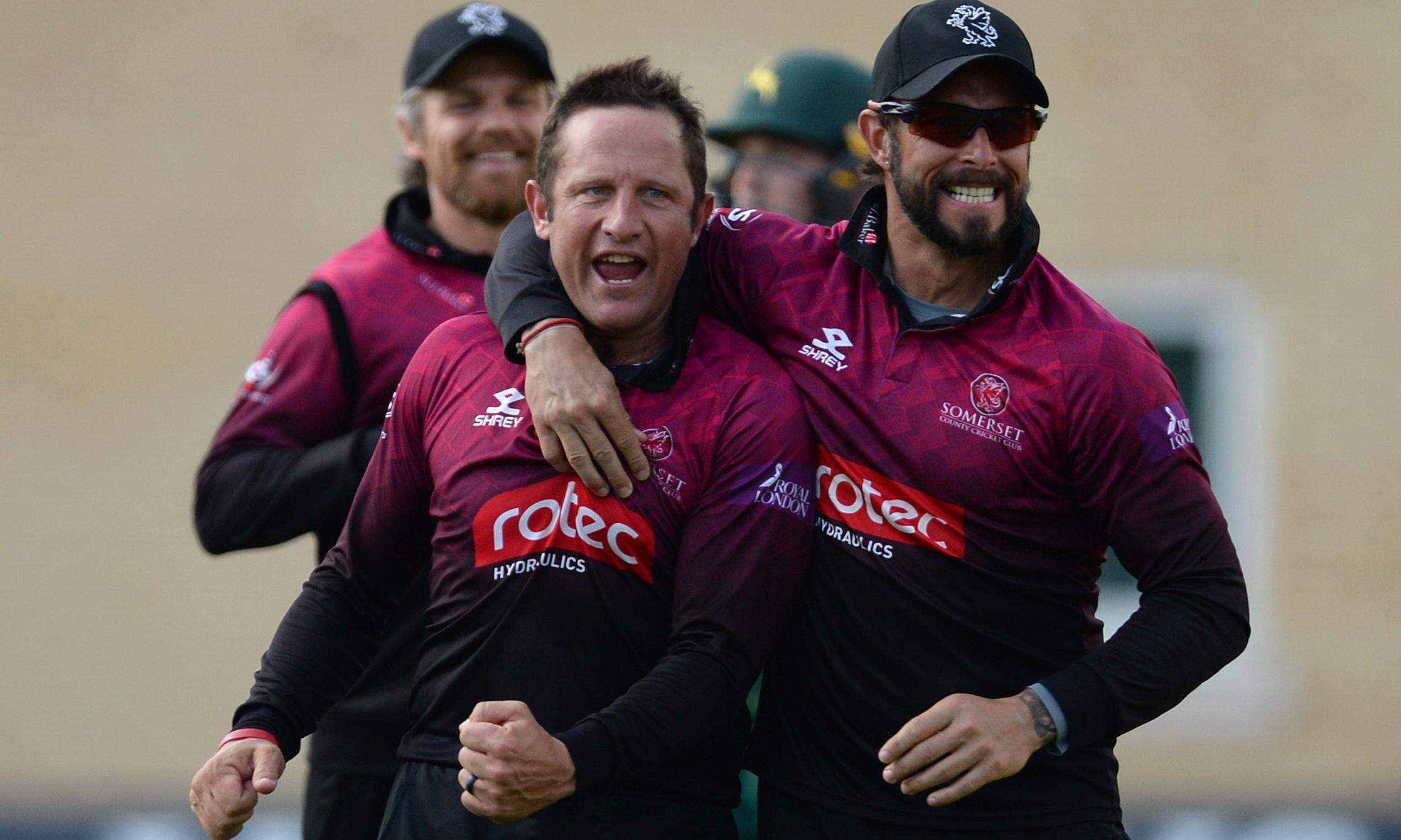 Peter Trego helps Somerset set up One-Day Cup final against Hampshire