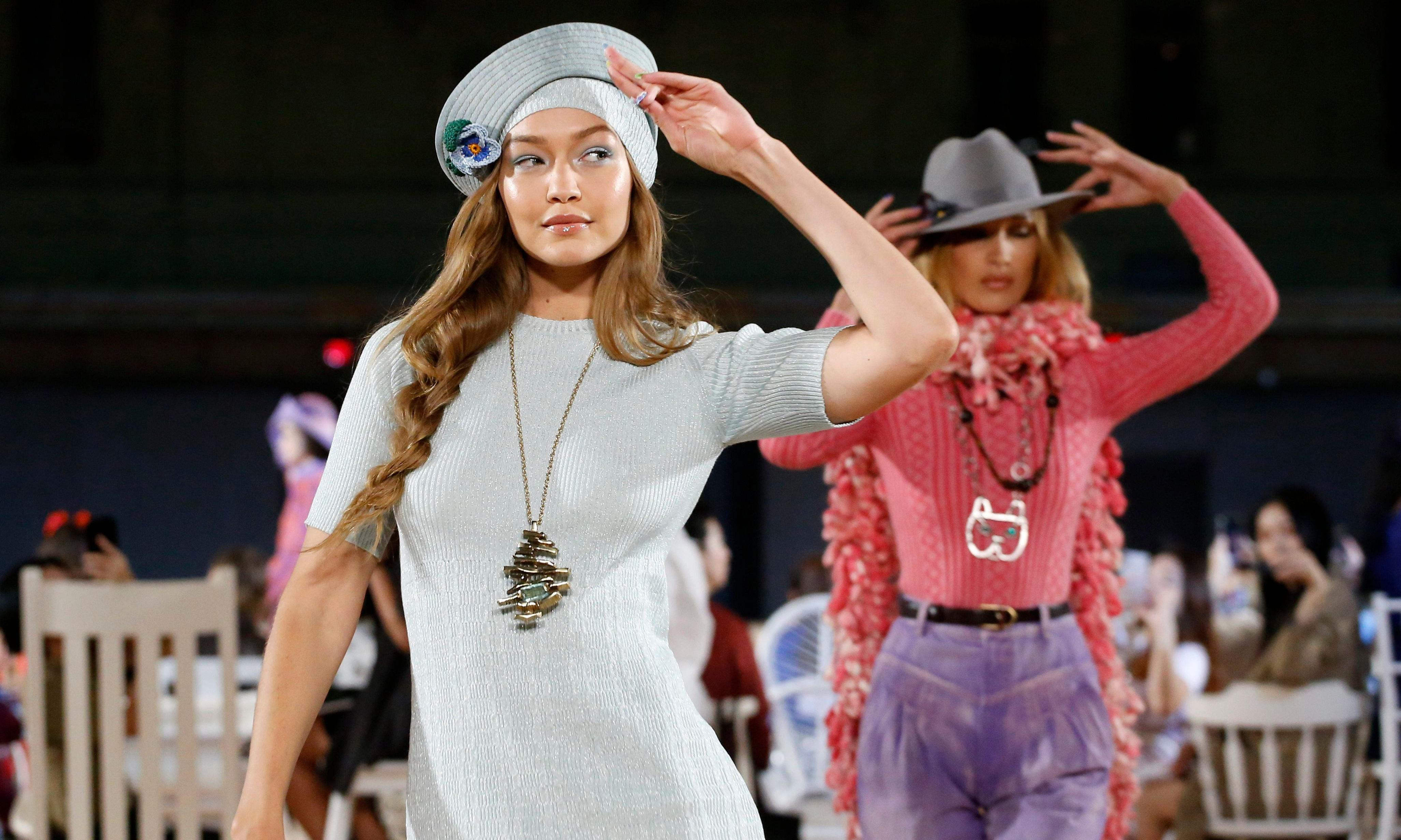 Drama and reflection as Marc Jacobs brings New York fashion week to a close