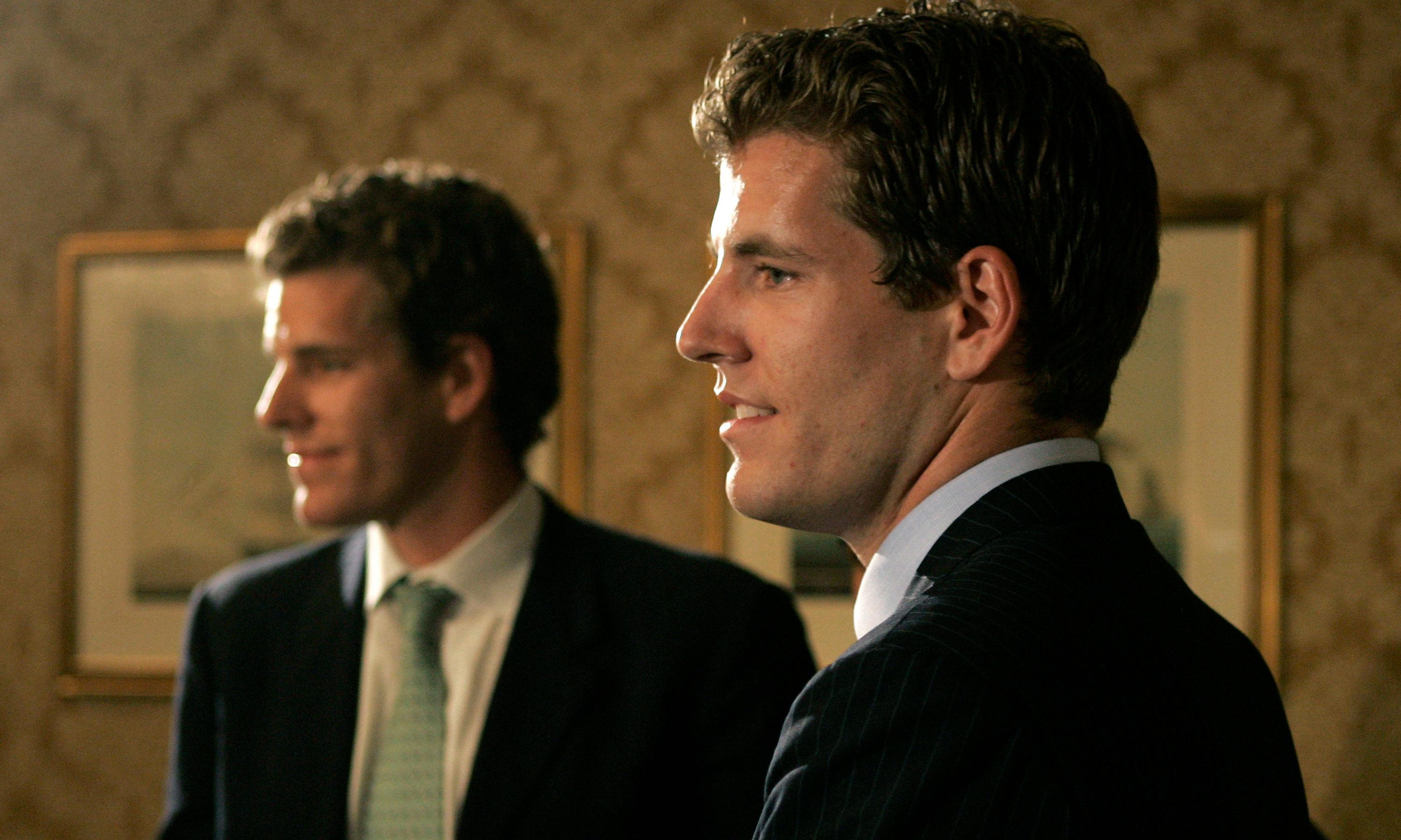 Bitcoin Billionaires by Ben Mezrich review – the tale of the Winklevoss twins