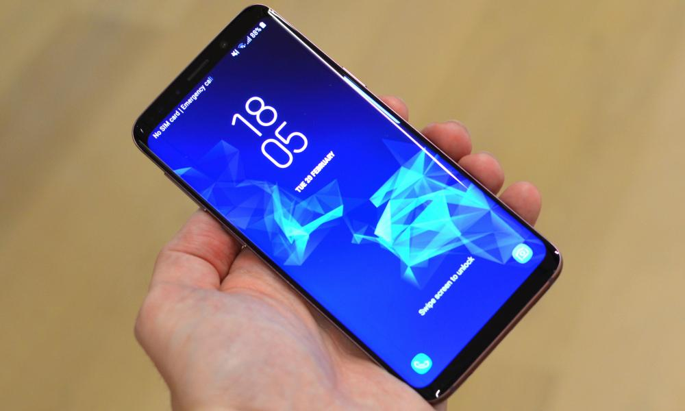 smartphone buyer's guide - samsung galaxy s9