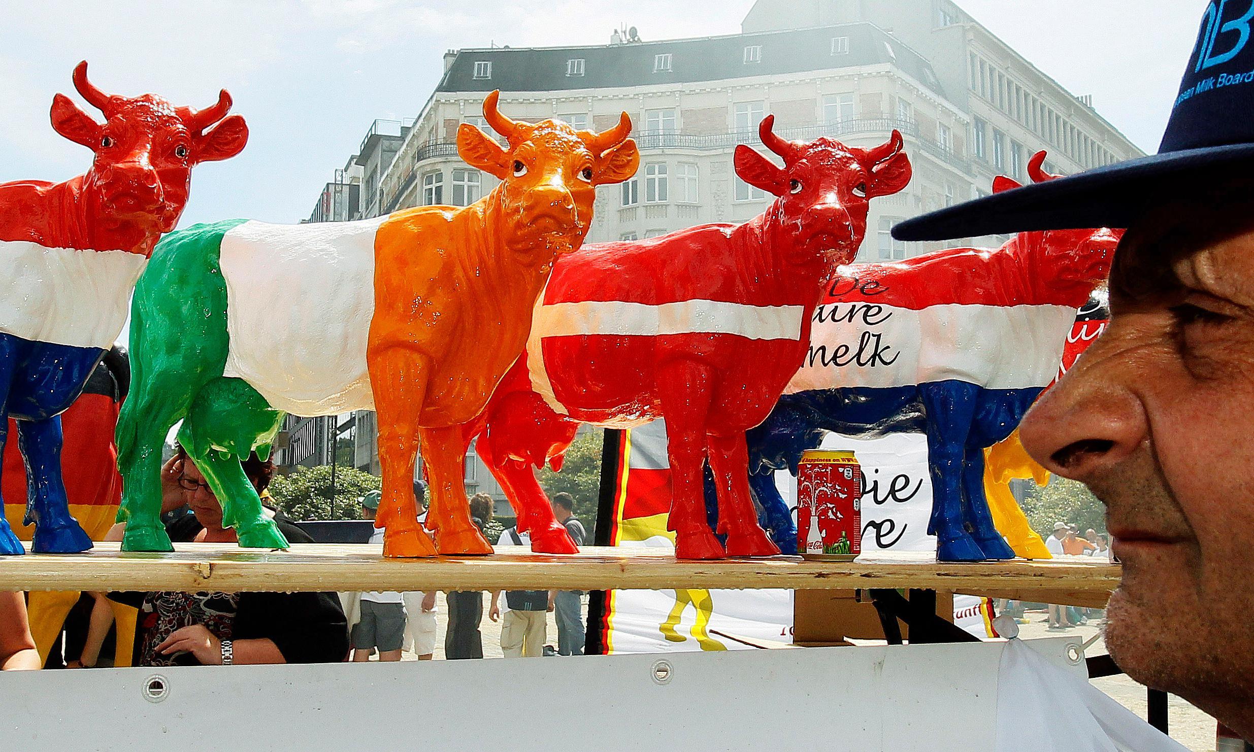 EU ignoring climate crisis with livestock farm subsidies, campaigners warn