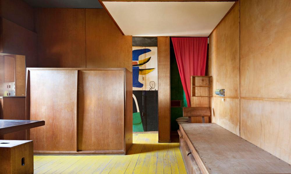 Le Cabanon by Corbusier