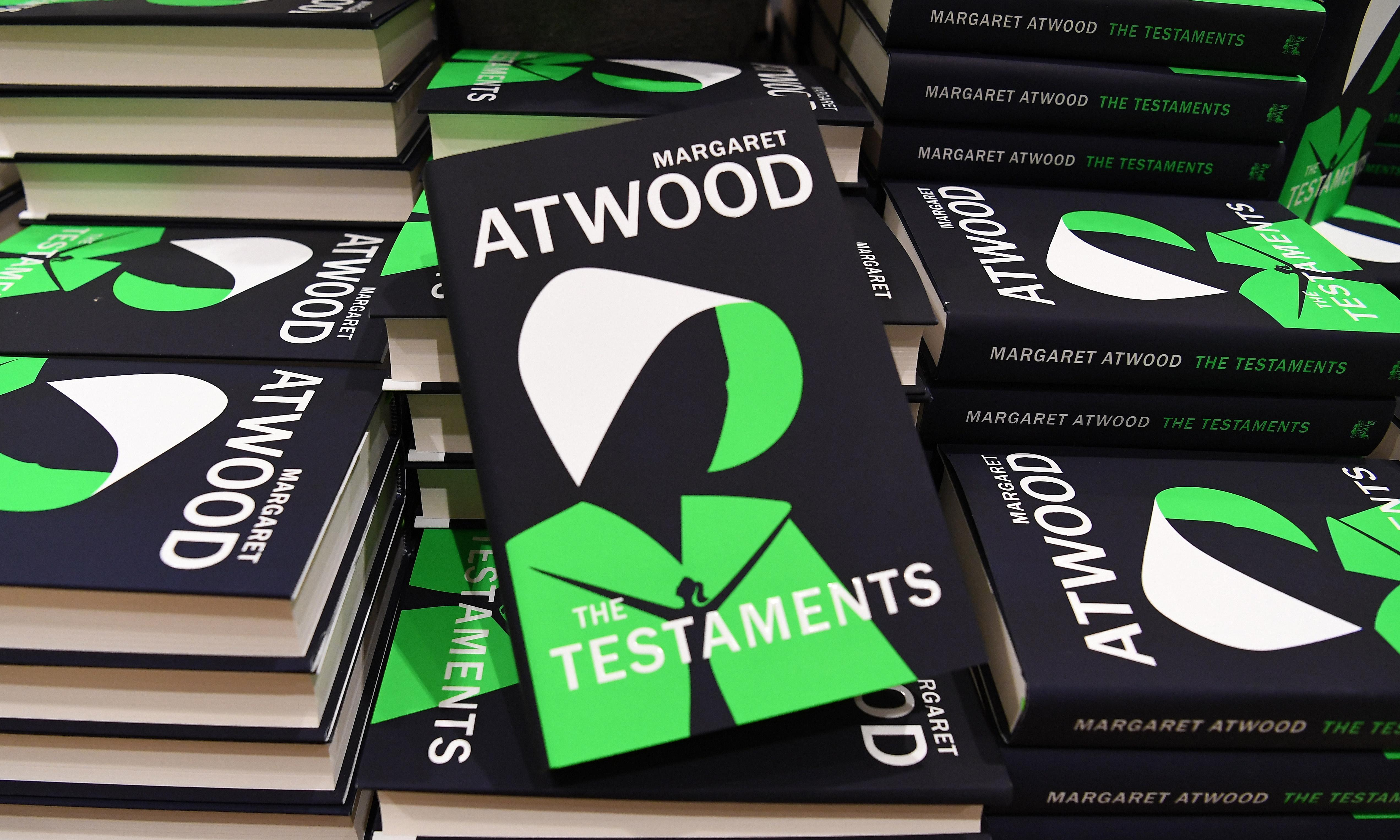'I genuinely felt she was talking to me': readers review Margaret Atwood's The Testaments