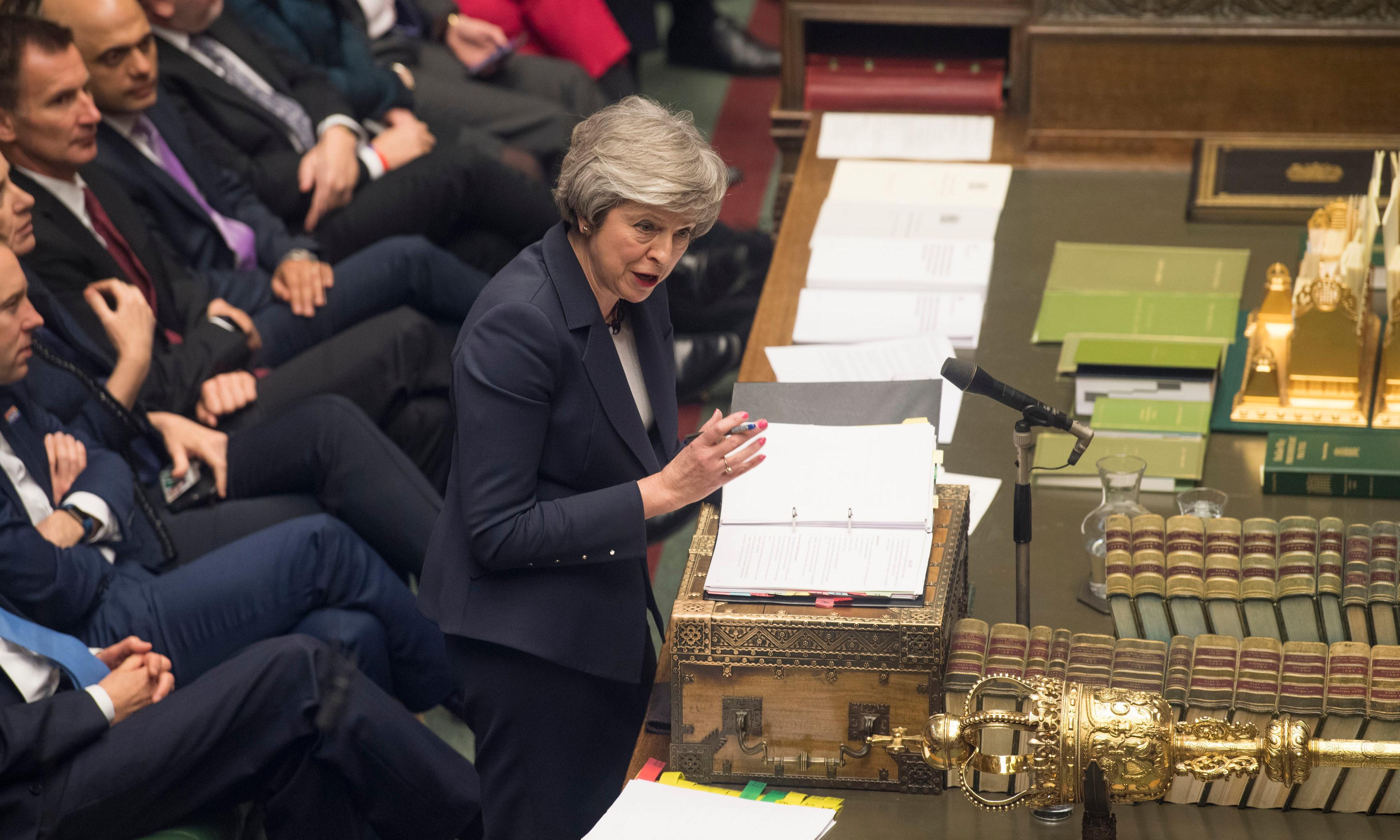 MPs are lying to voters – there is no alternative to May's Brexit deal