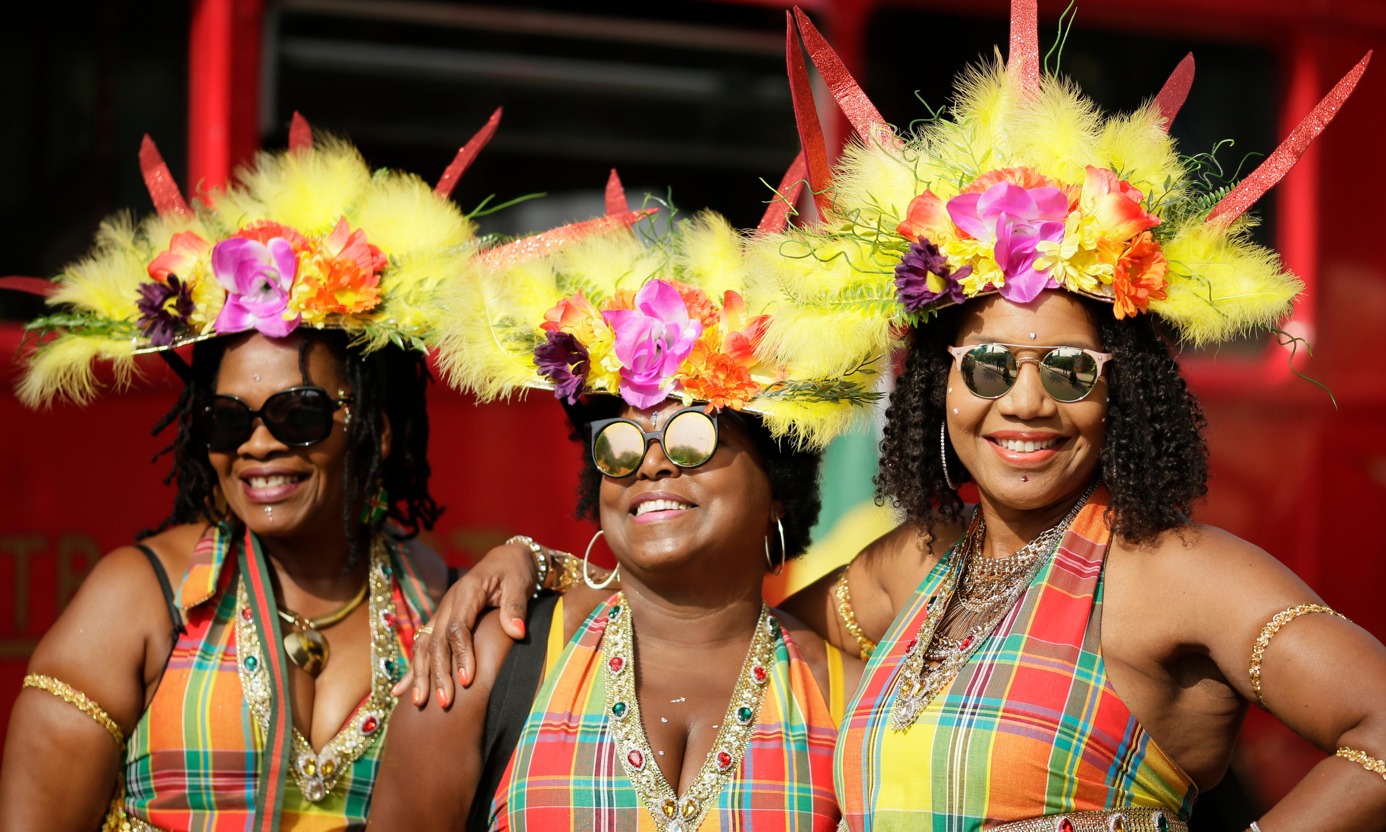 Notting Hill carnival can unite divided country, organisers say