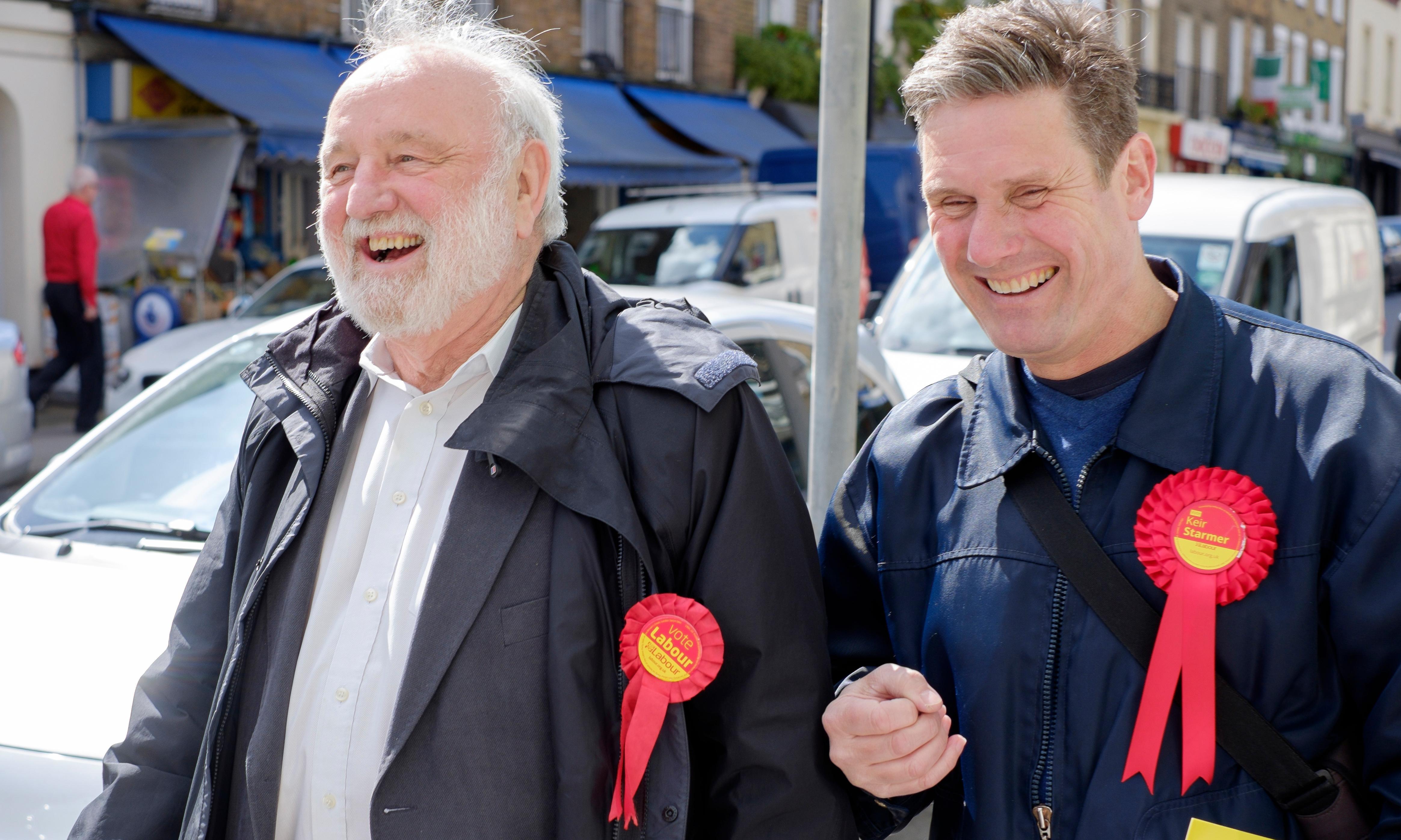 Frank Dobson, former Labour health secretary, dies