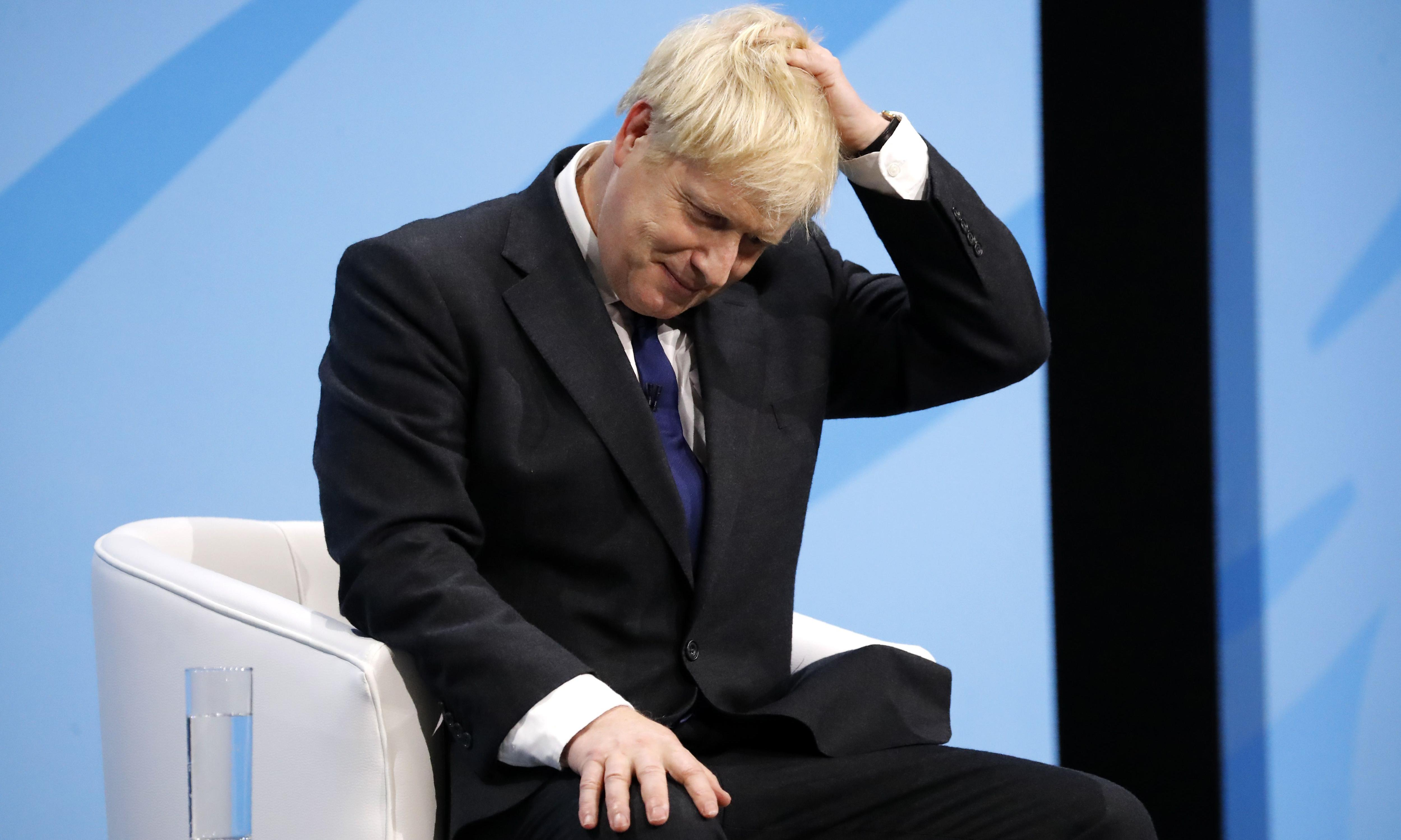 As your old friend, Boris, I'm asking you to stop Brexit