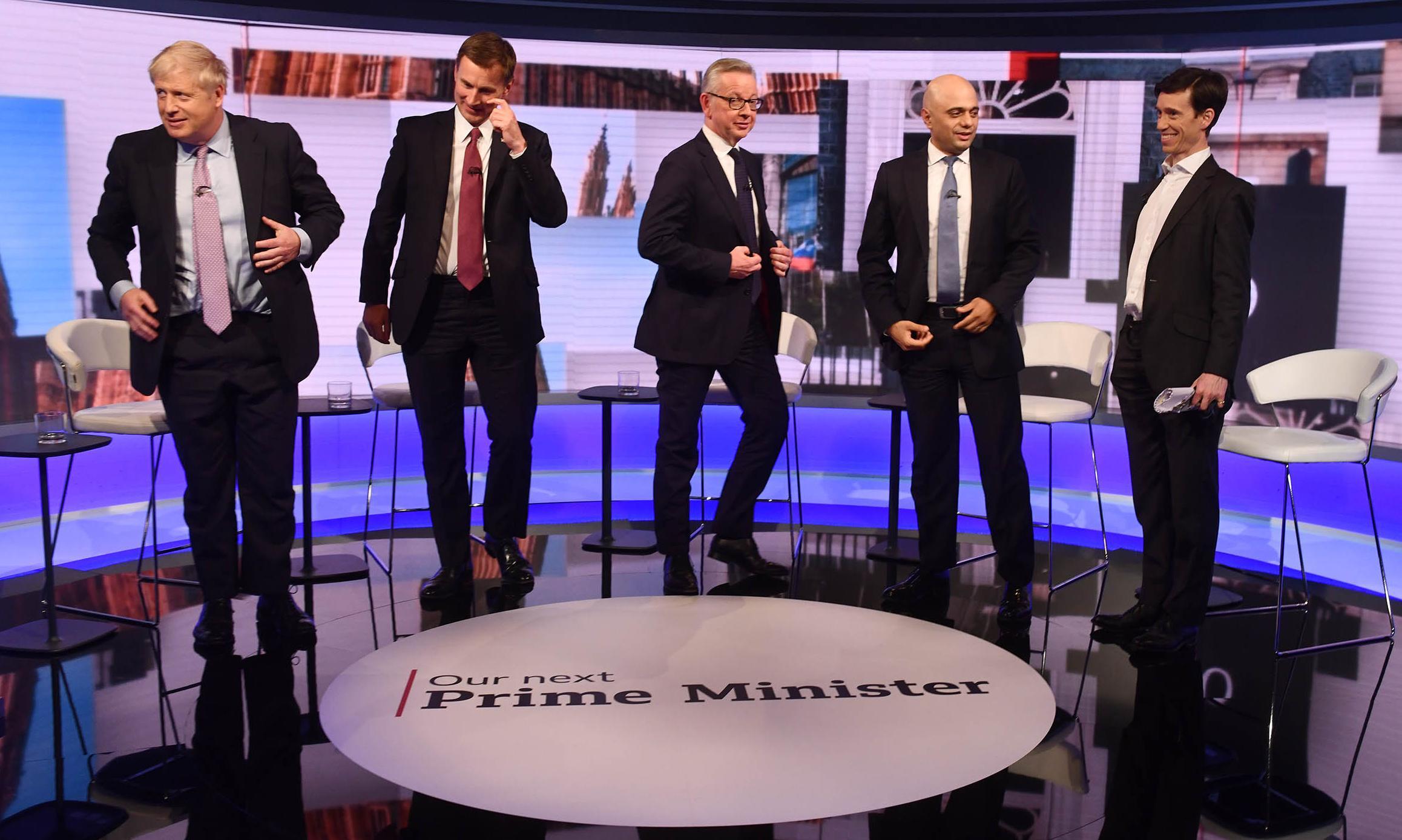 Conservative leadership debate was just embarrassing
