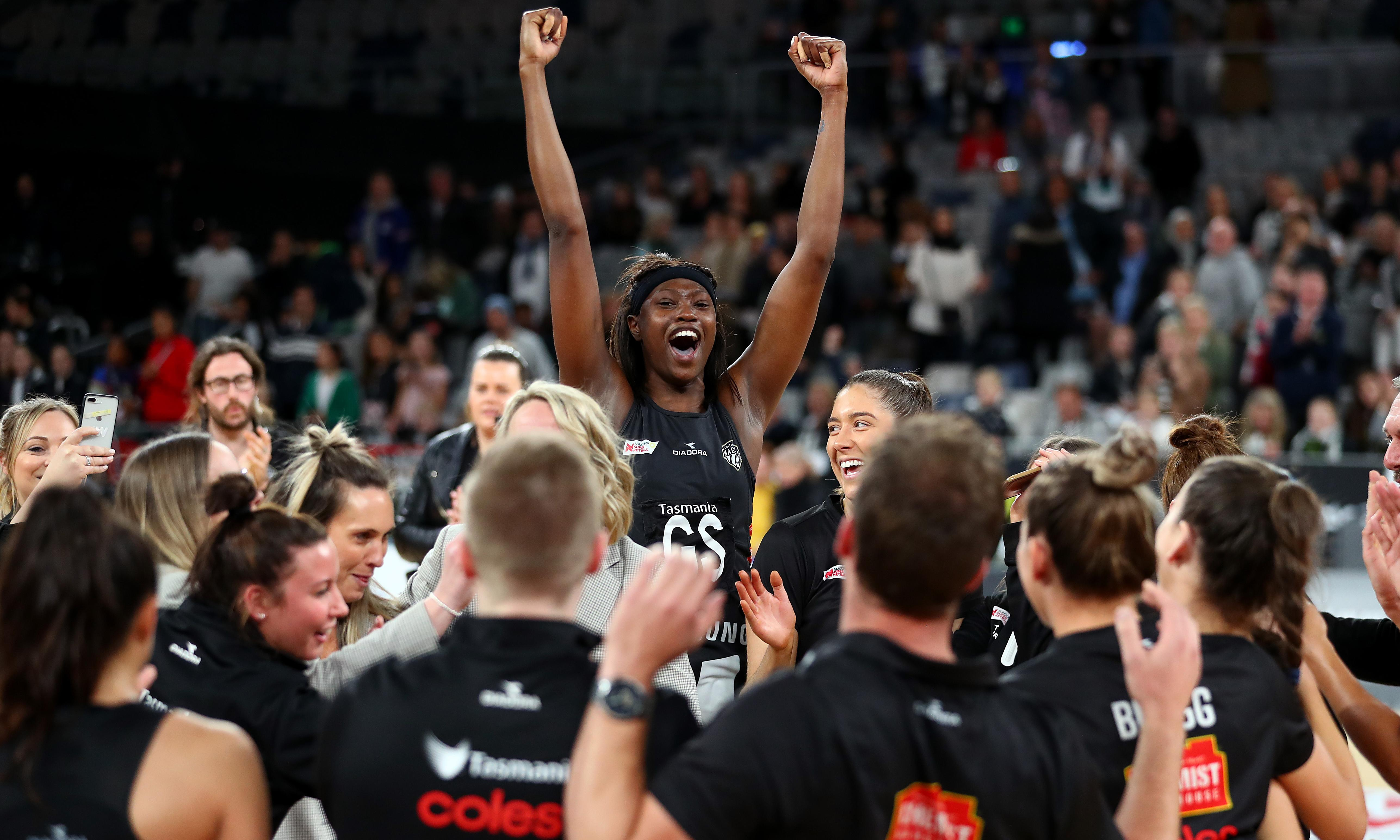 Believing in Collingwood is tempting once again after Pies squeeze into Super Netball finals