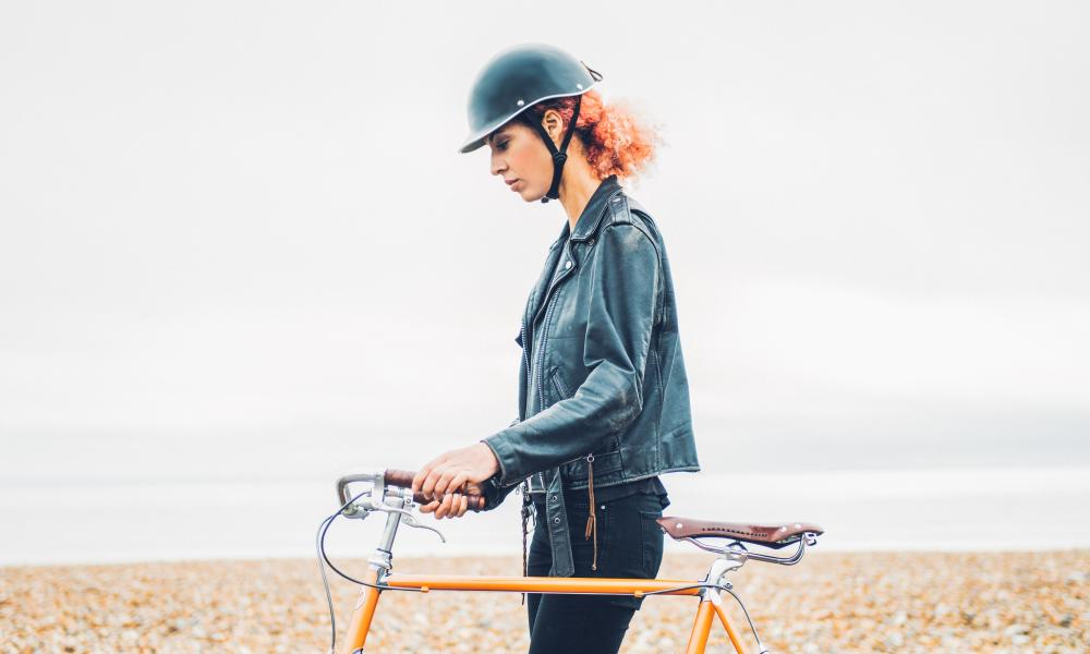 Head savers: the gloss cycling helmet from Dashel