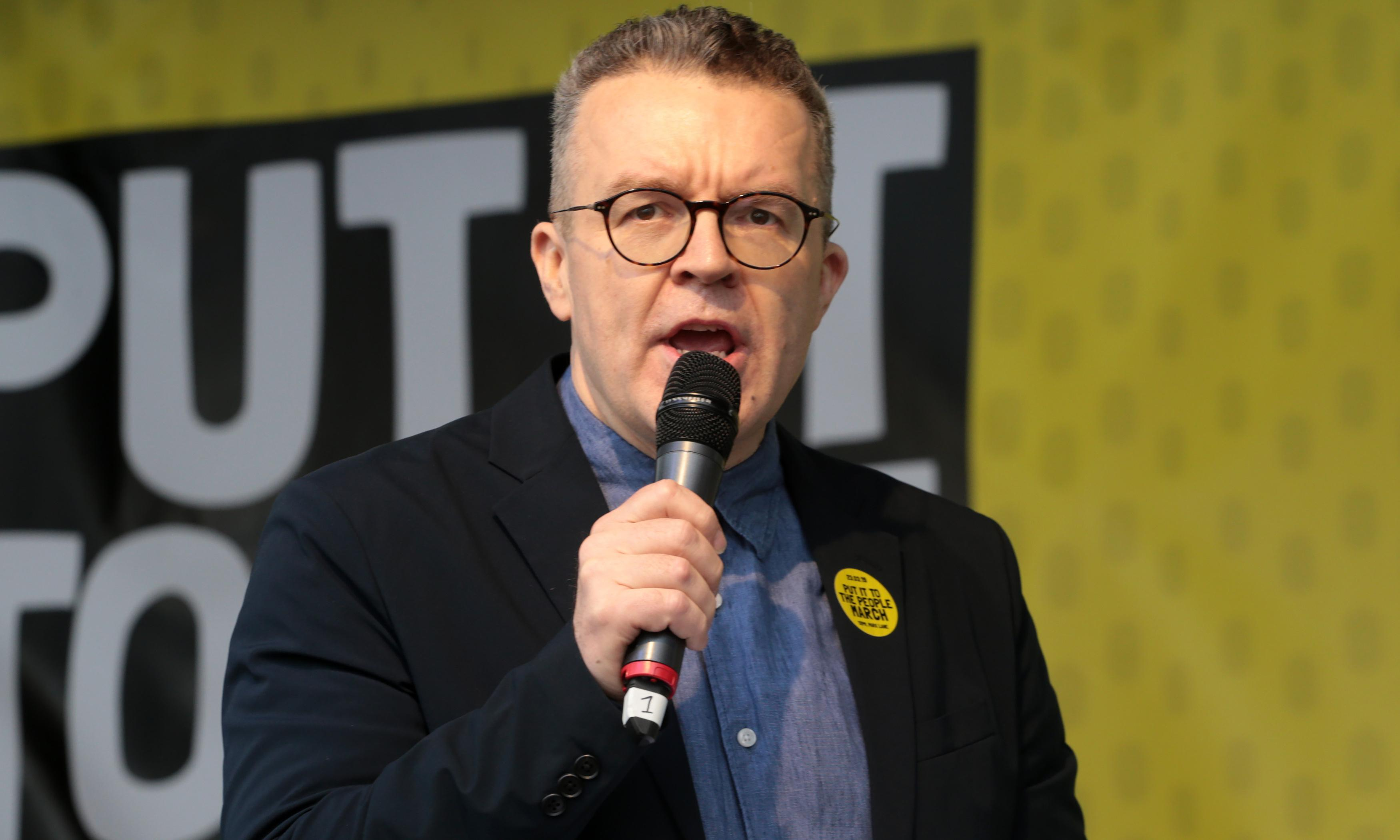 Labour must back second Brexit vote or lose next election, Tom Watson warns