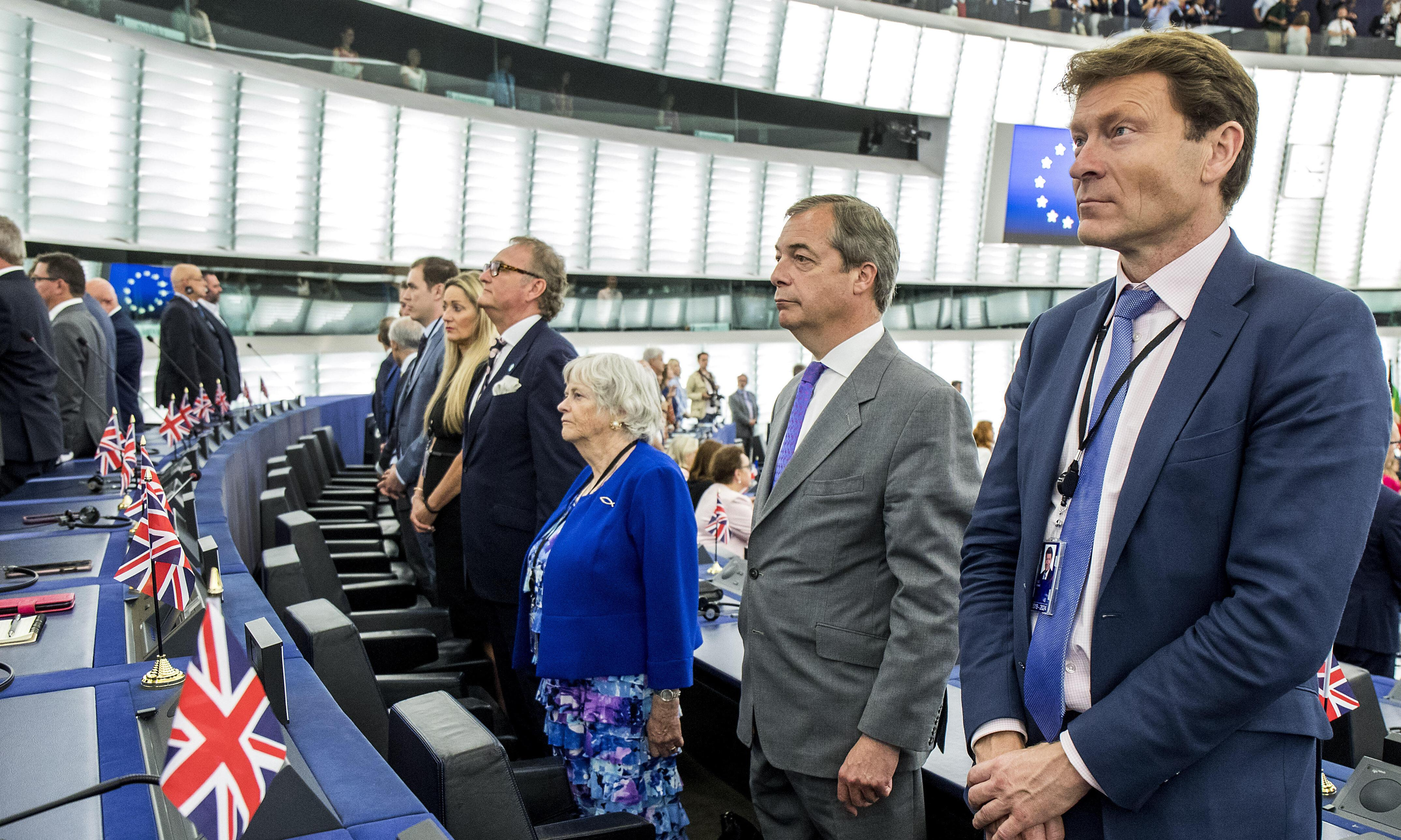 Beethoven's Ninth – Farage turned his back on more than just music