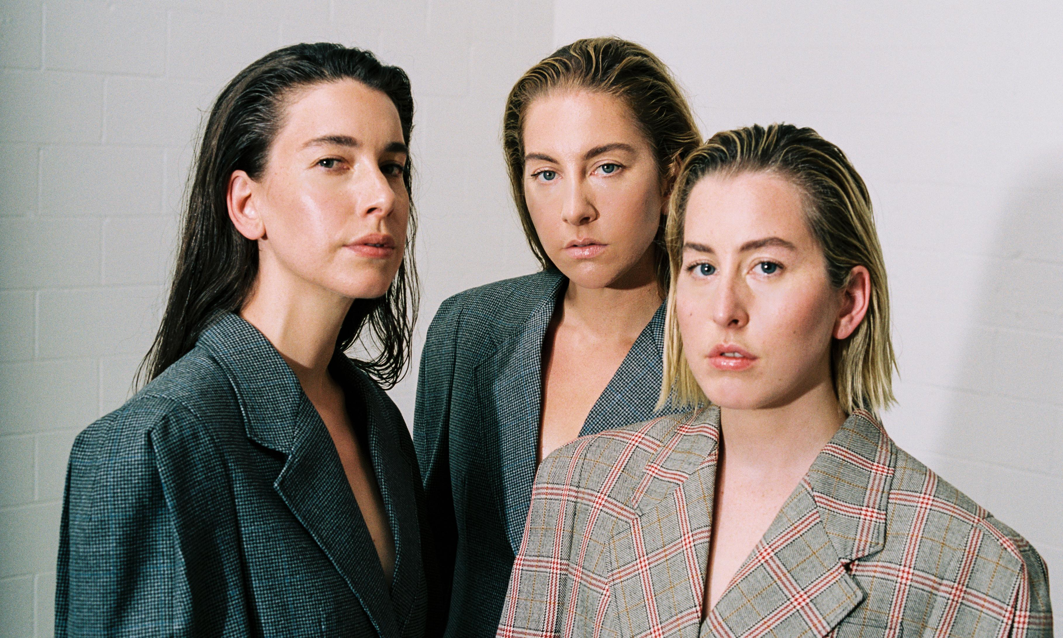 Haim: 'We can go toe-to-toe with any male rock band and blow them out of water'