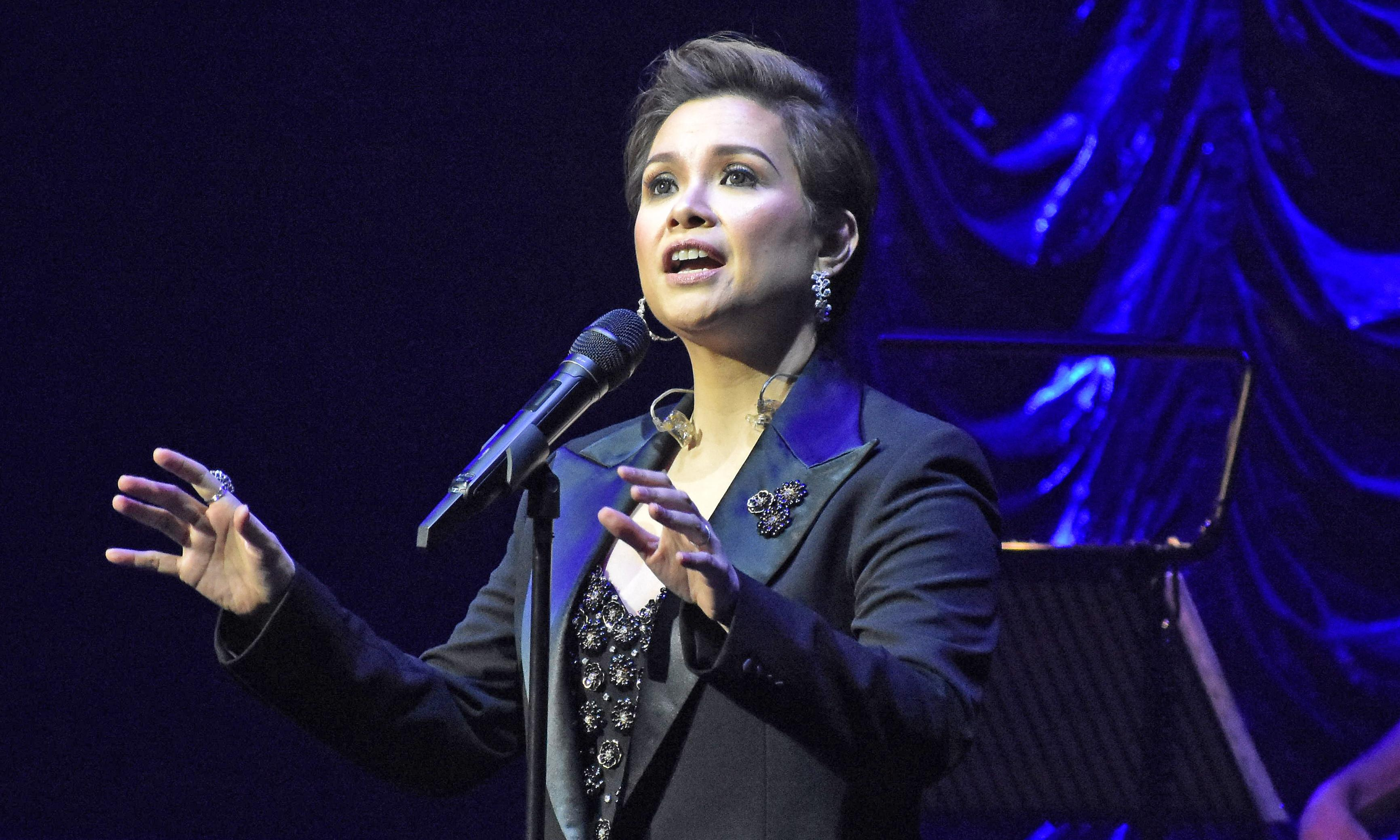 Lea Salonga review – musicals star evokes whole new world of stories