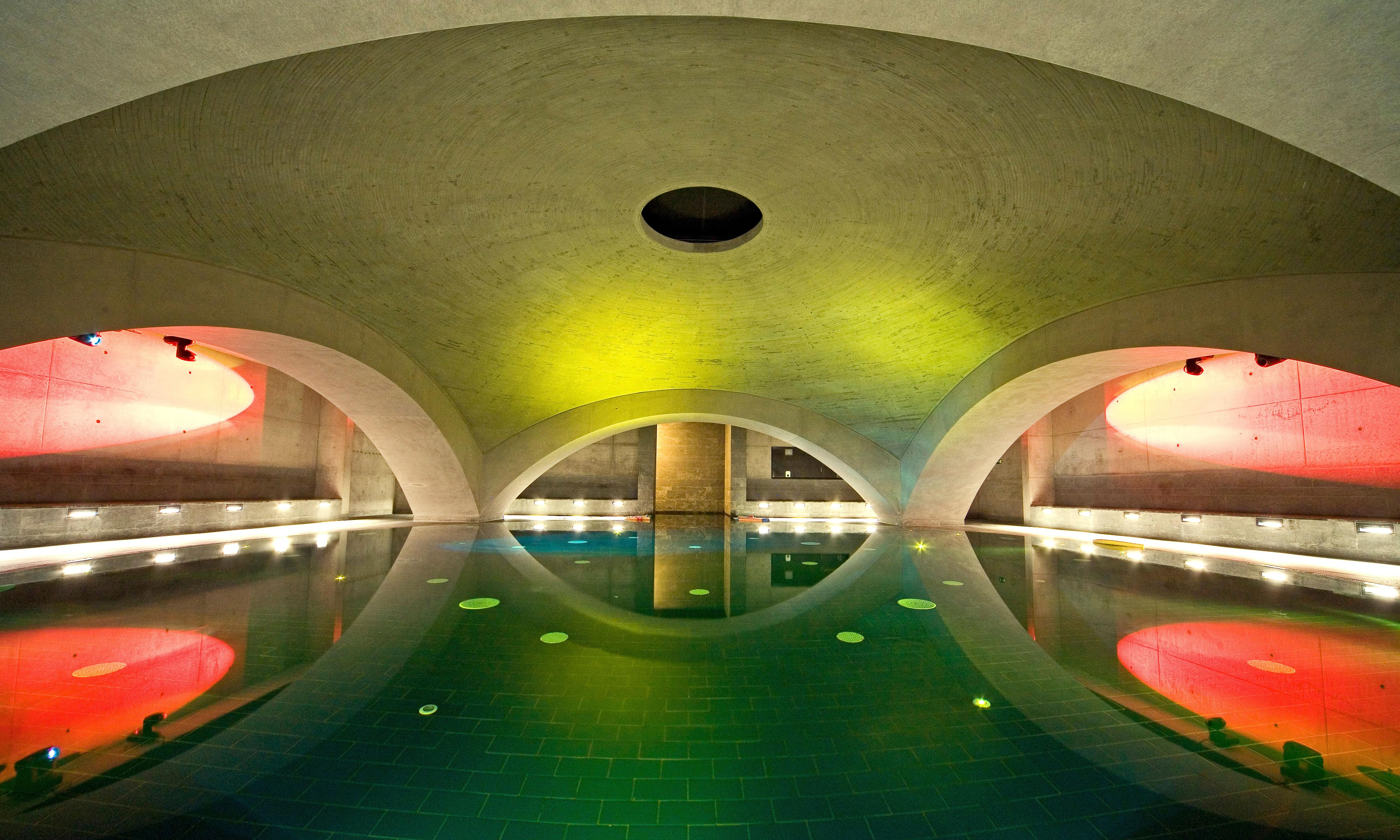 Top 10 affordable spas, bath houses and hammams in Europe